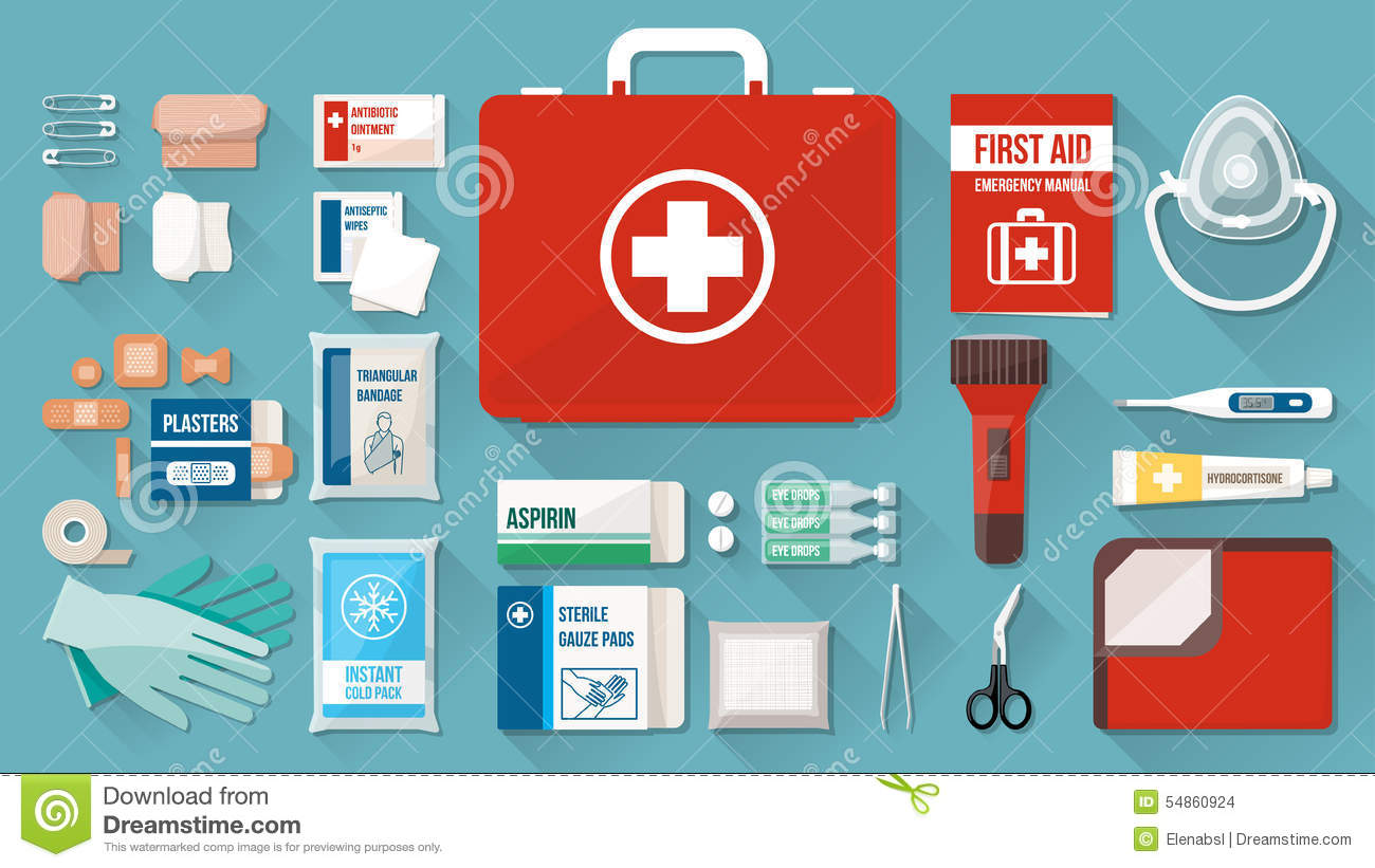 Business plan for first aid