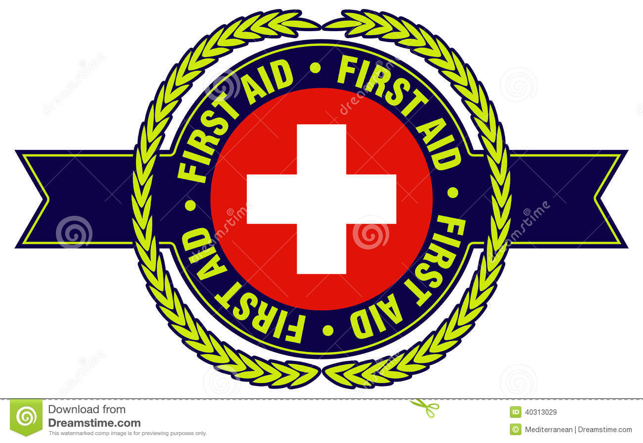First Aid Logo Stock Vector Illustration Of Life Rescue 40313029