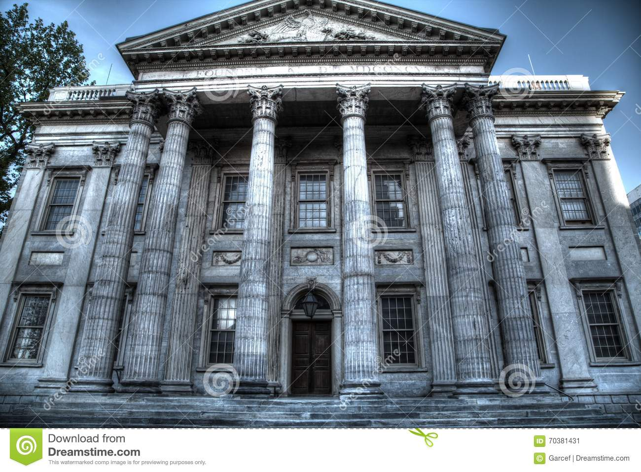 First Bank of the United States in Philadelphia