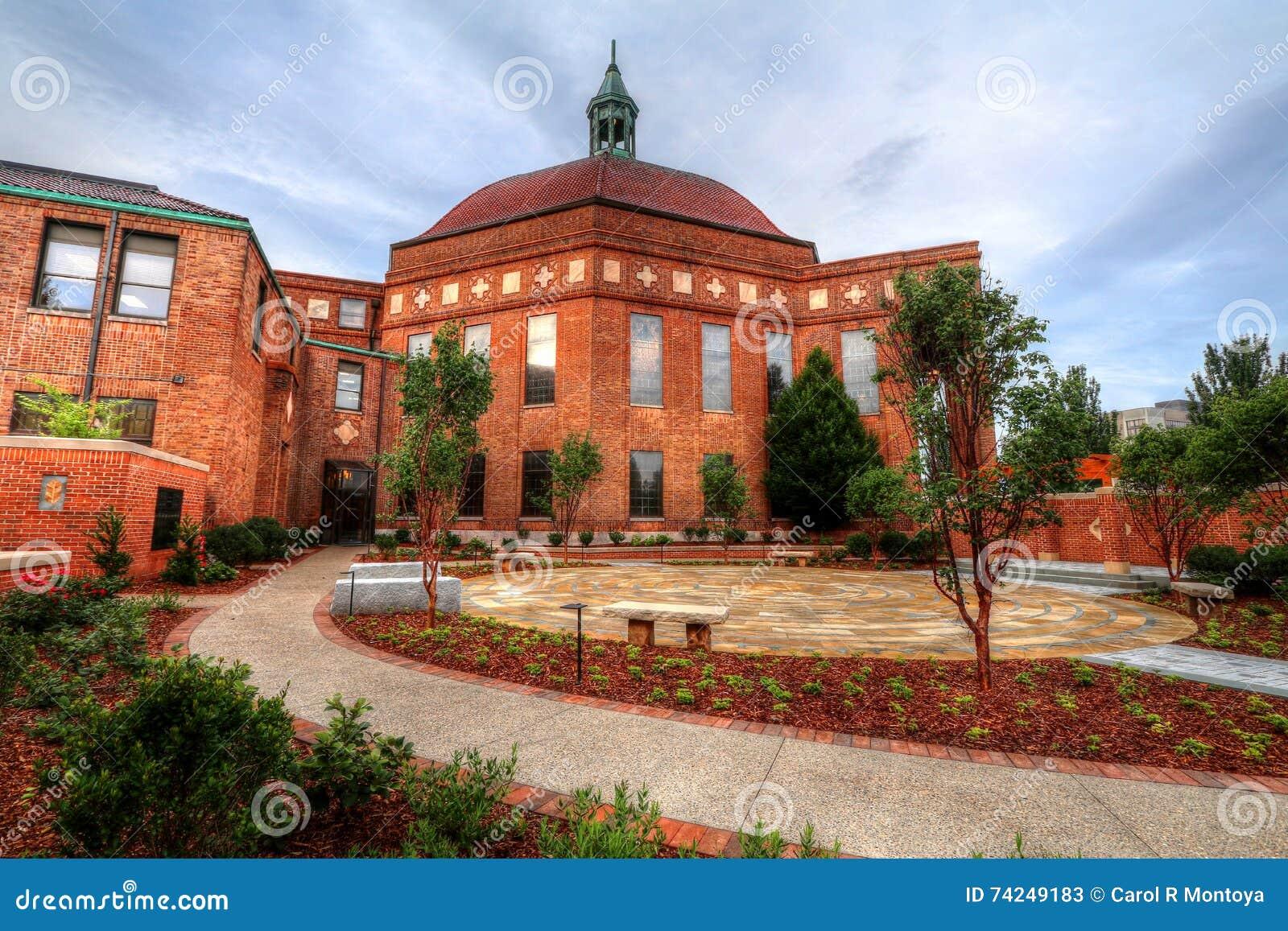 First Baptist Church The Sacred Garden Asheville North Carolina ...