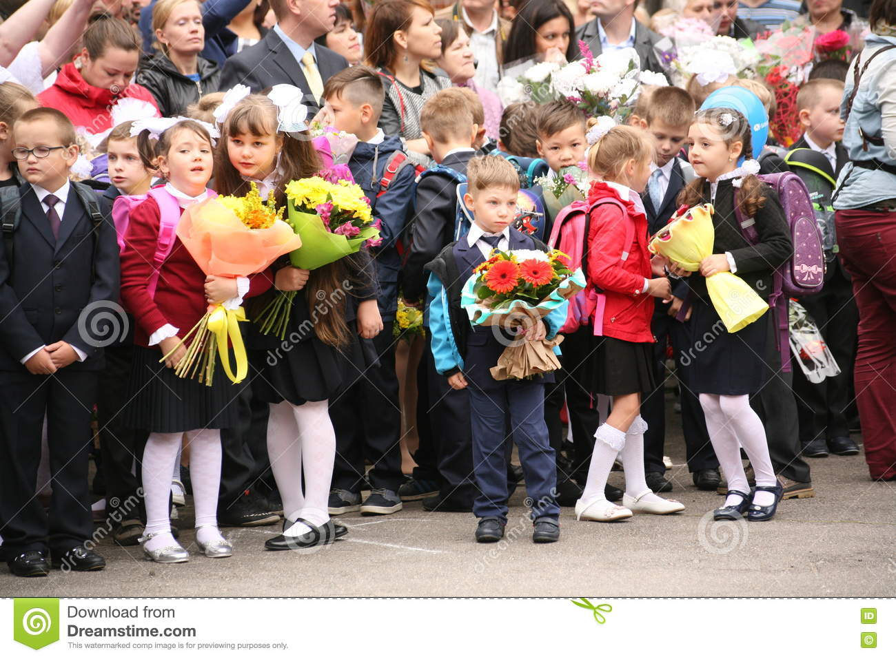 Holiday Day of Knowledge - September 1 and Teachers Day - October 5