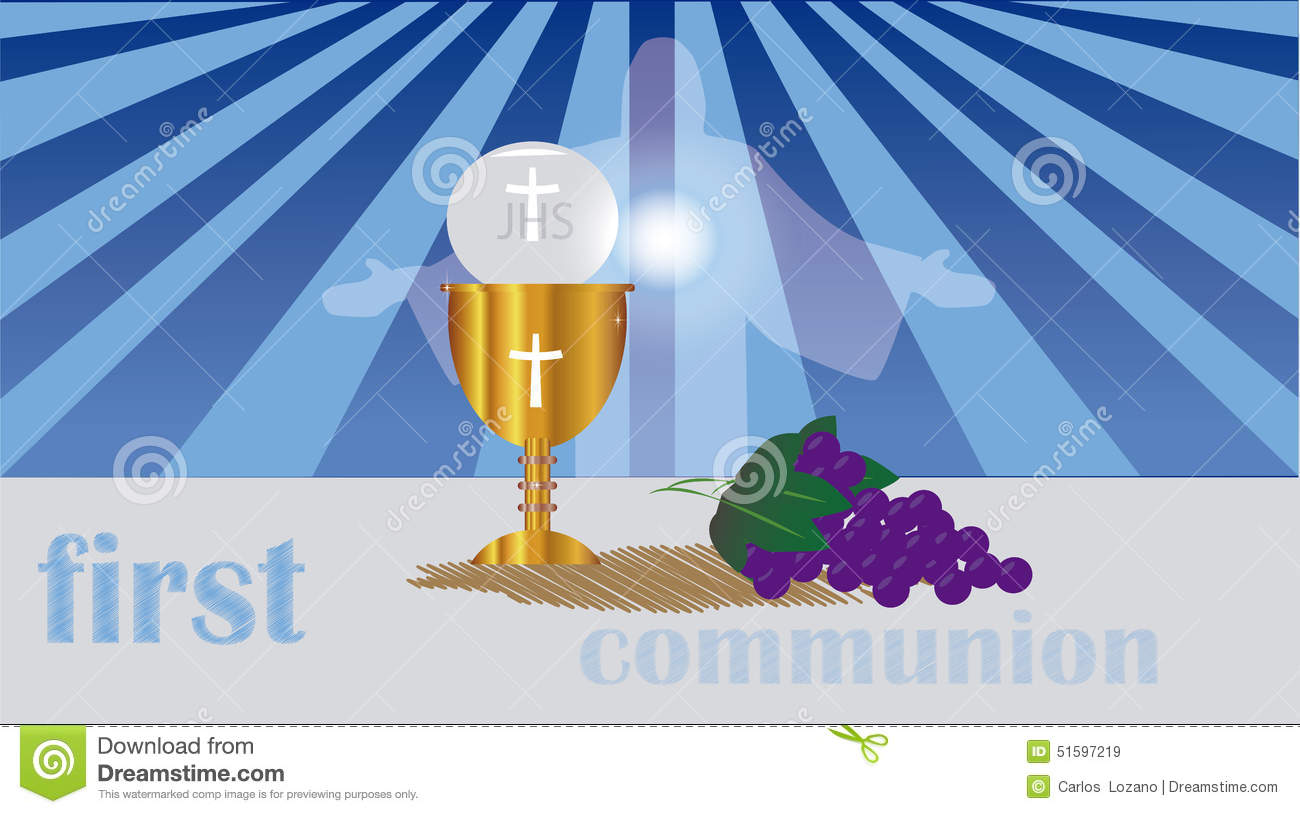 The First Communion, or First Holy Communion