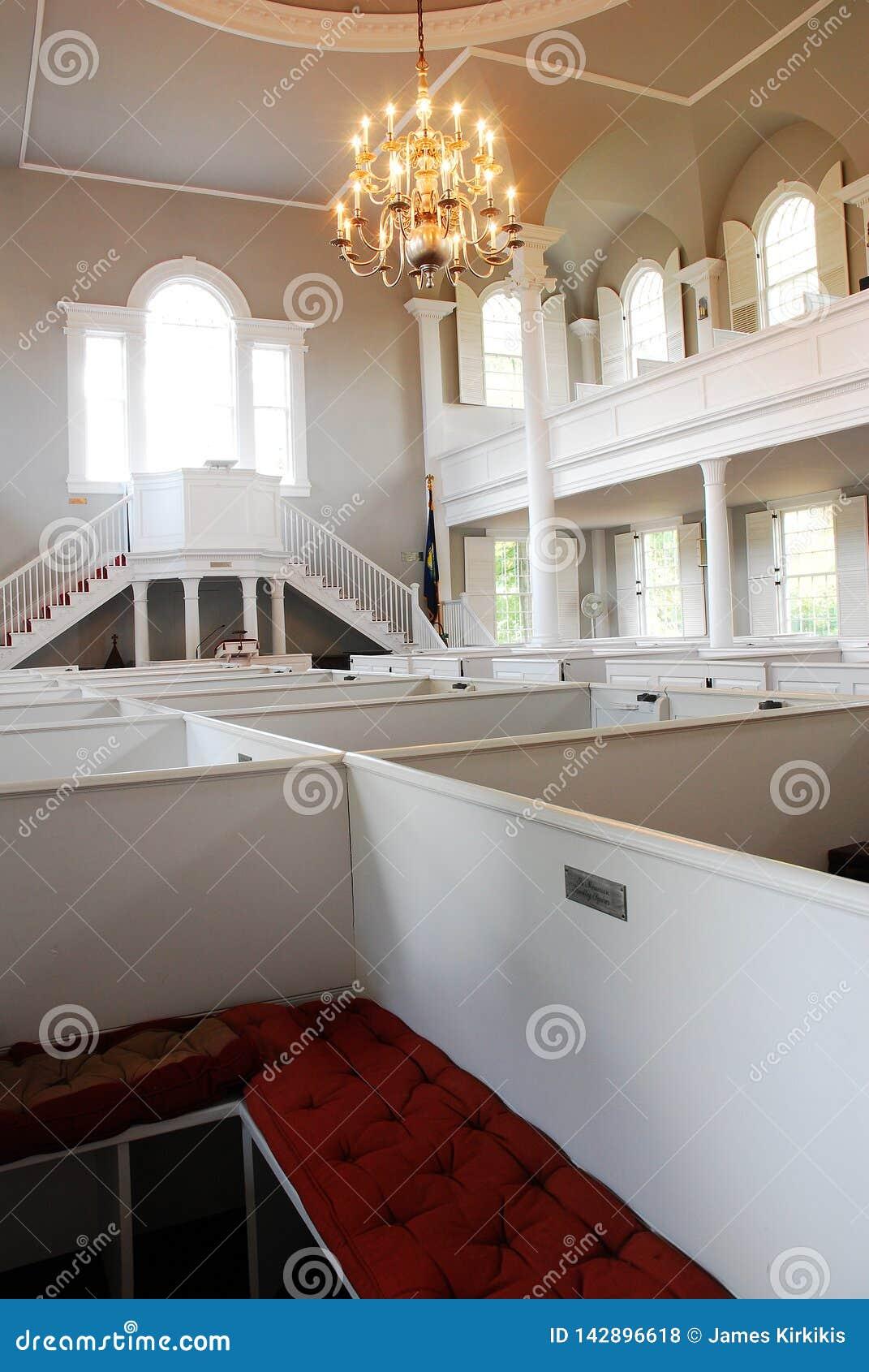 First Congregational Church, Bennington, Vermont