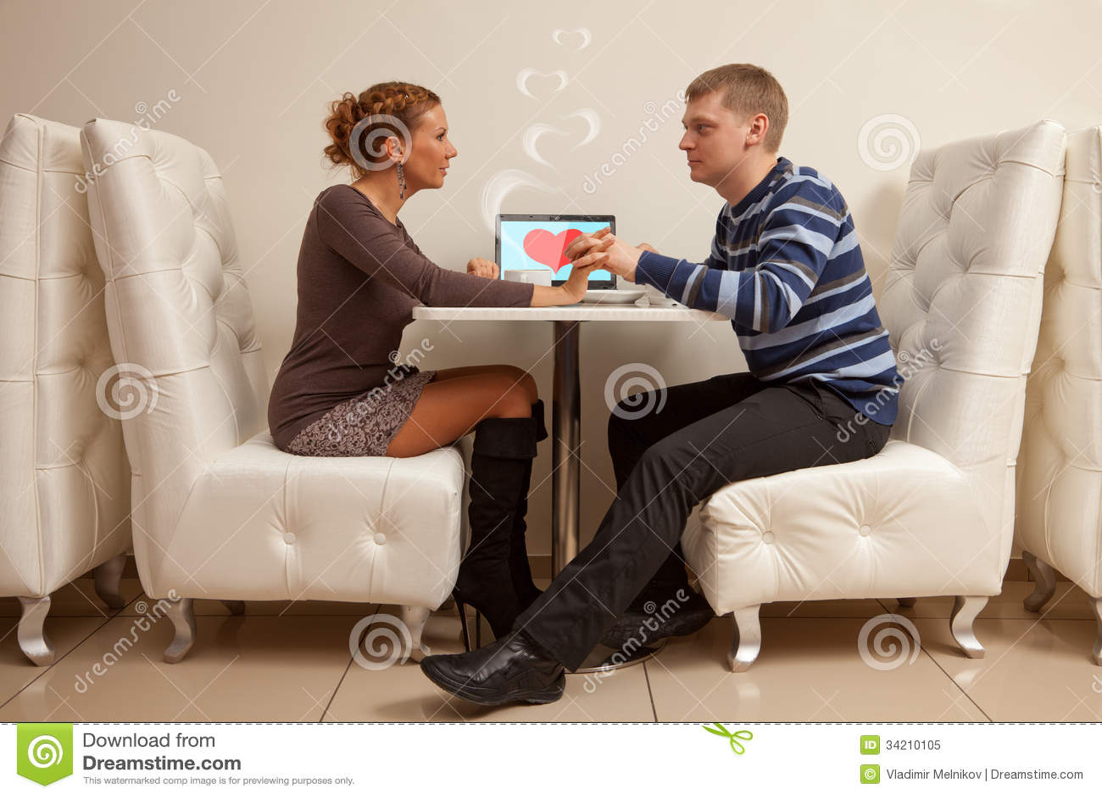 Cafe date