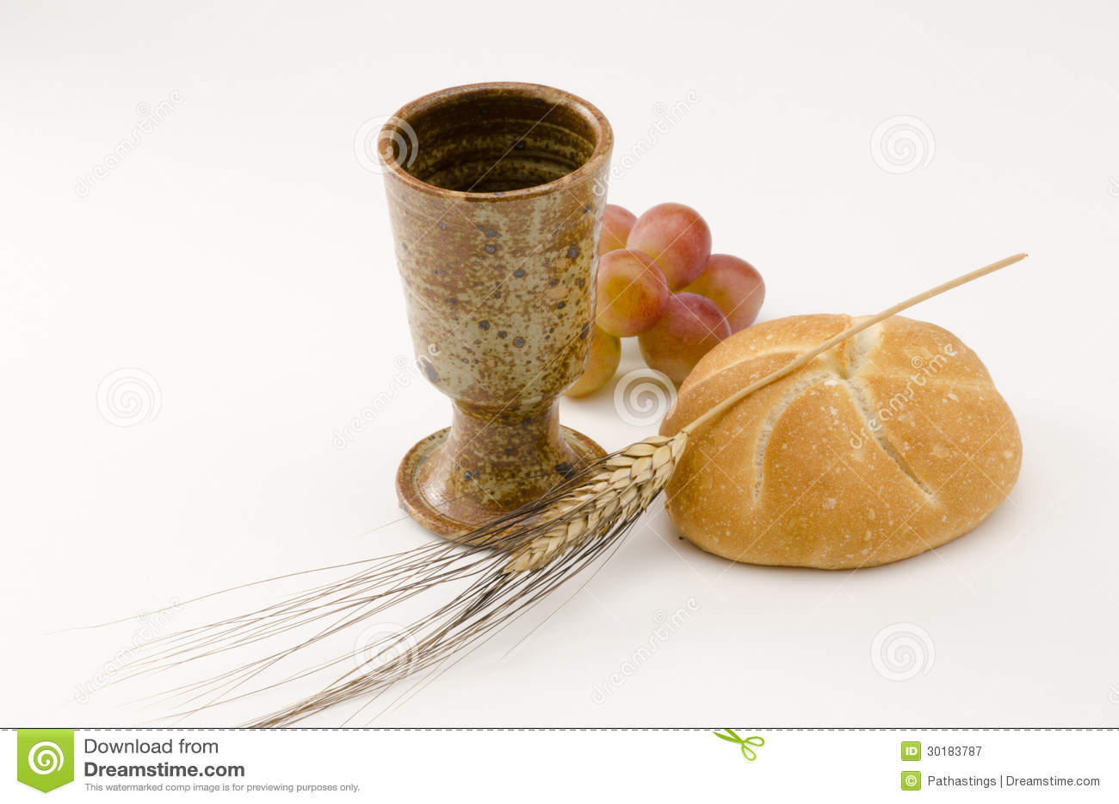 Holy Communion Royalty Free Stock Photography - Image: 30183787