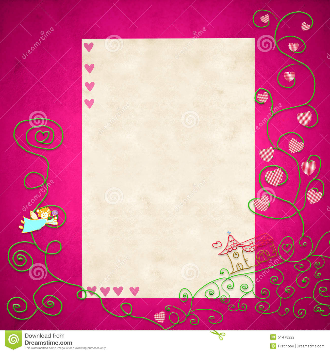 First holy communion reminder for girl stock illustration first holy communion reminder for girl stopboris Choice Image