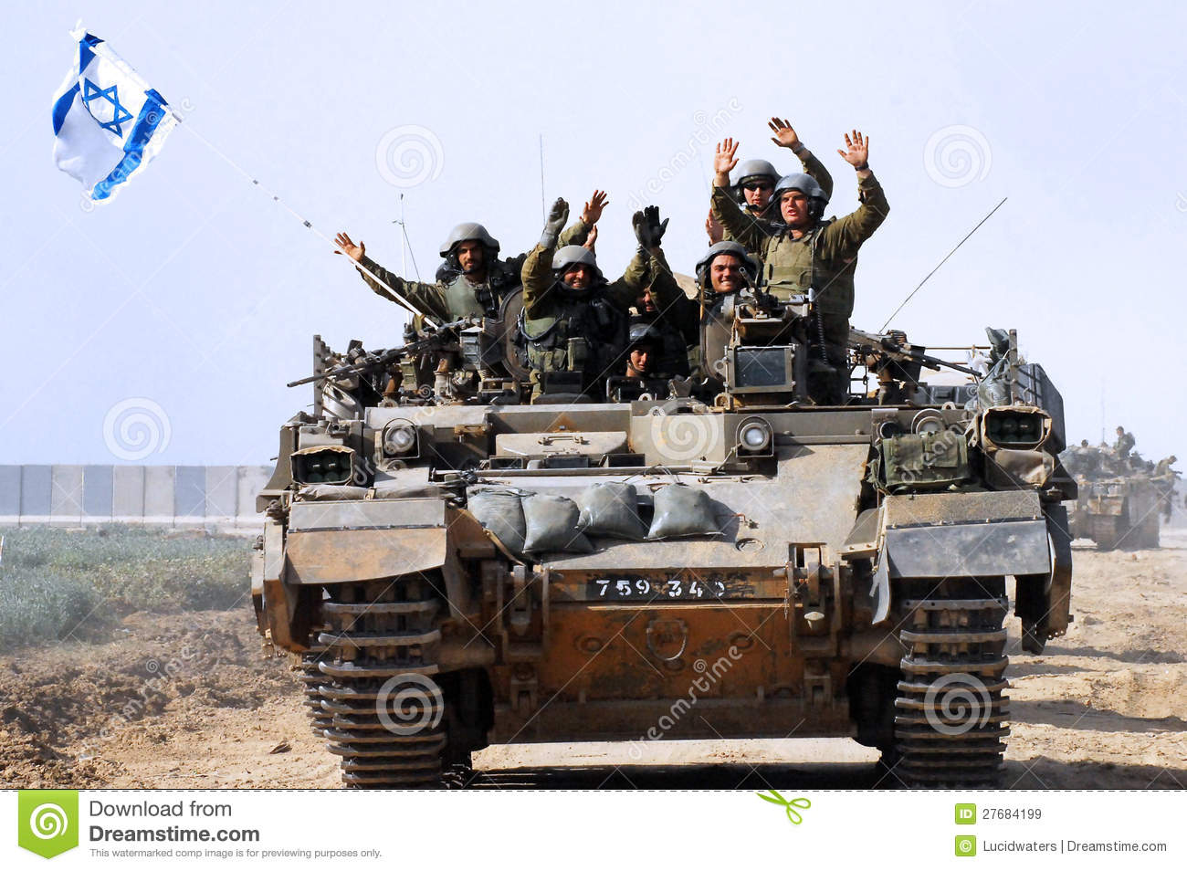 The First Israeli Troops Leaving Gaza Strip Editorial