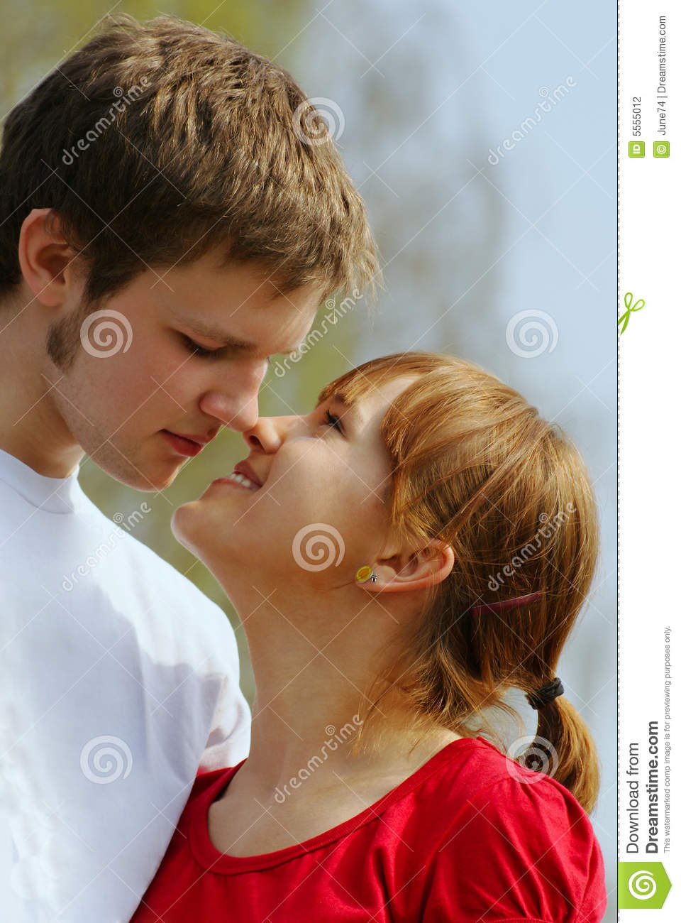 First Love Stock Photography - Image 5555012-9047