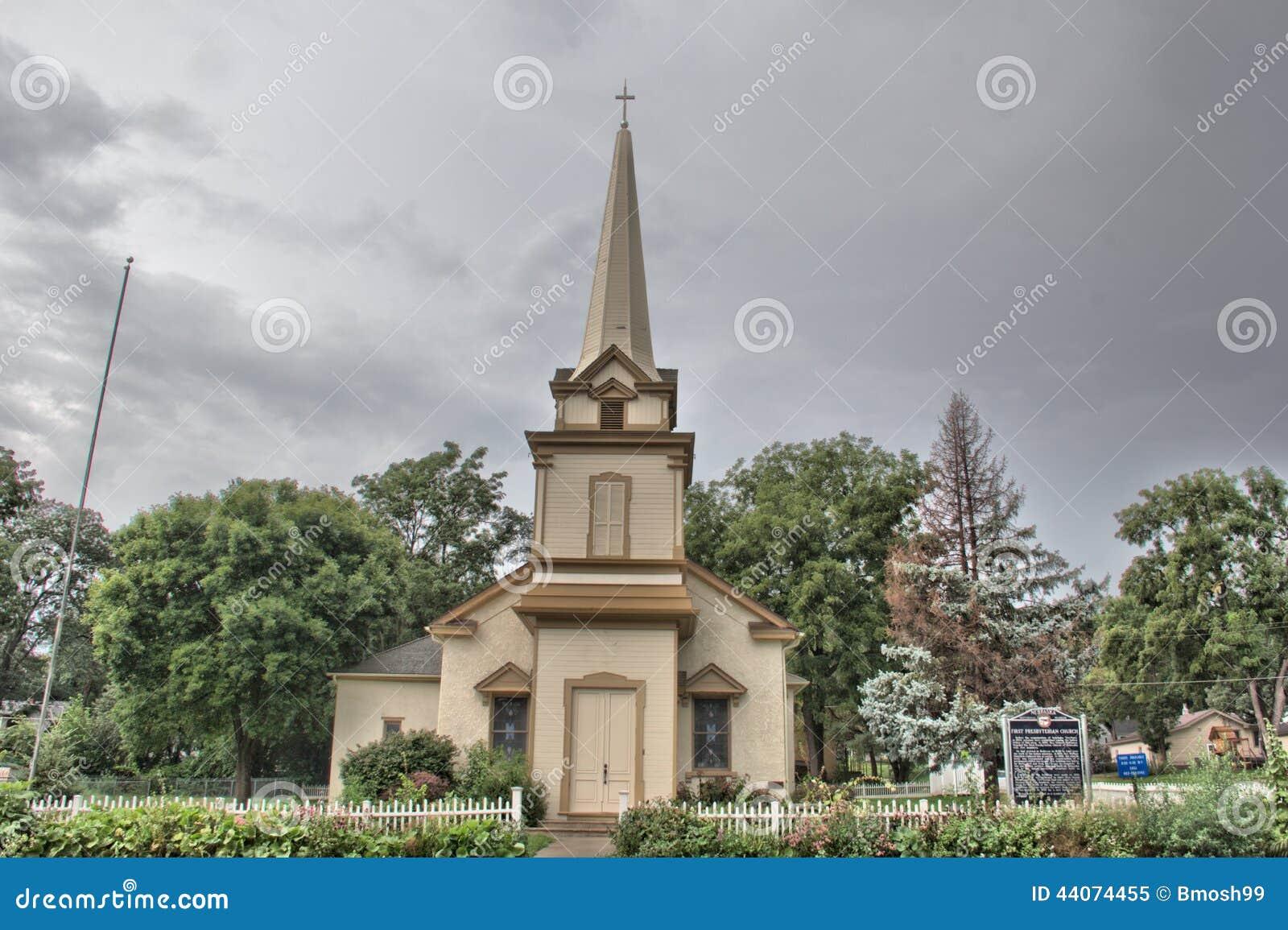 Awesome Bellevue Presbyterian Church #1: First-presbyterian-church-bellevue-ne-was-built-one-oldest-buildings-nebraska-historical-building-44074455.jpg