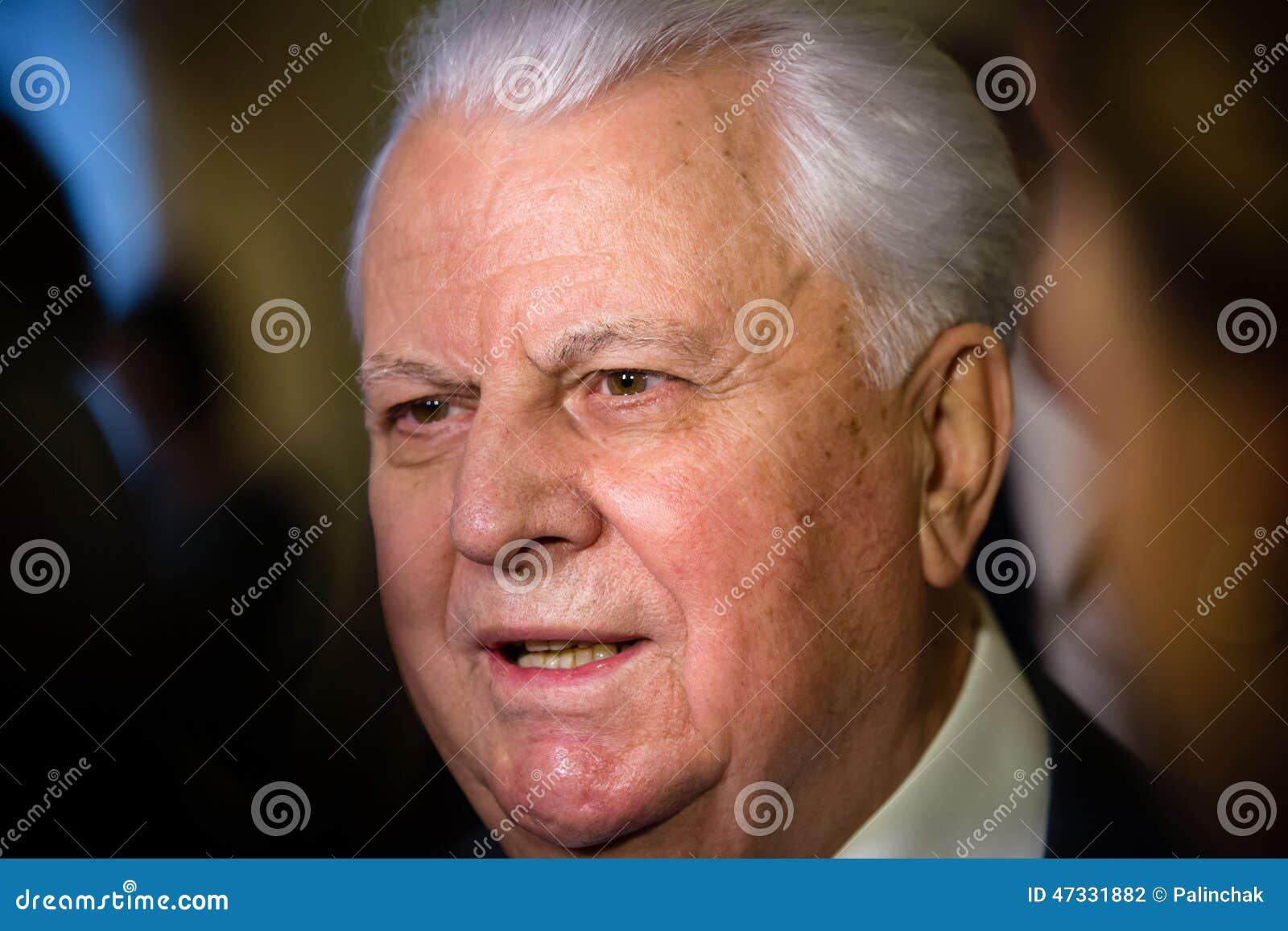 Leonid Kravchuk - the first president of independent Ukraine: biography, family 98