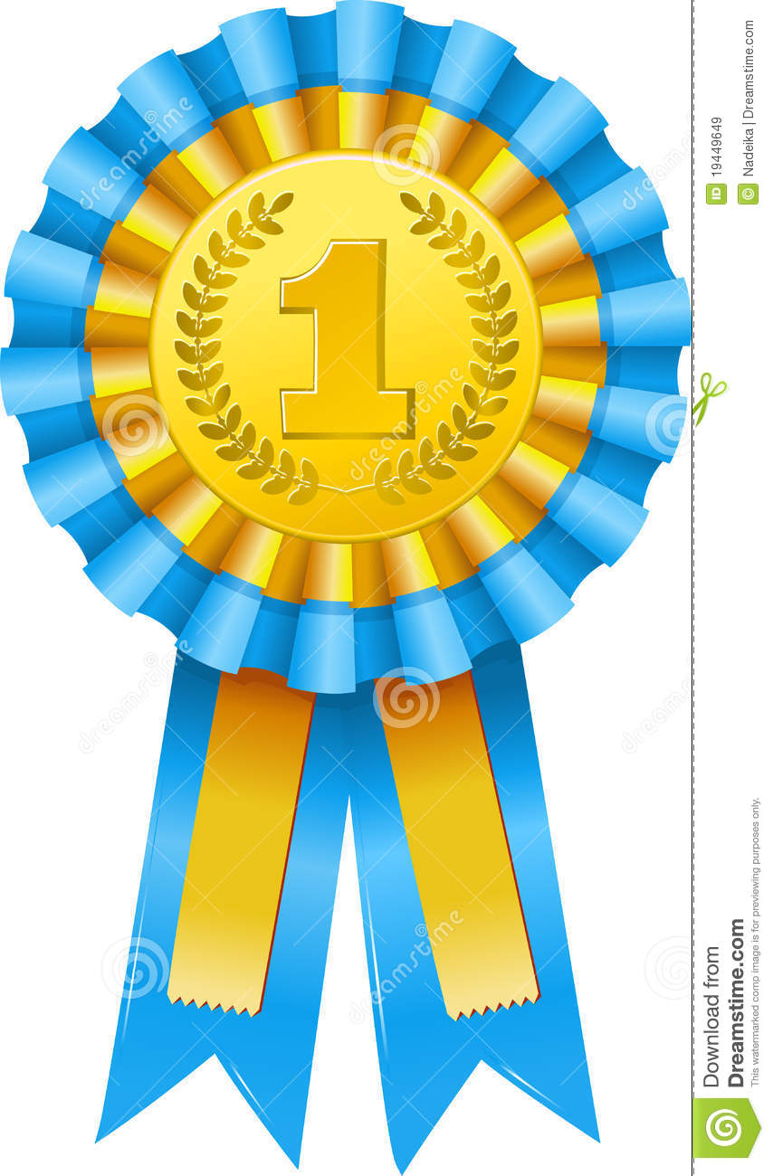 First Prize Award Icon Royalty Free Stock Images - Image: 19449649