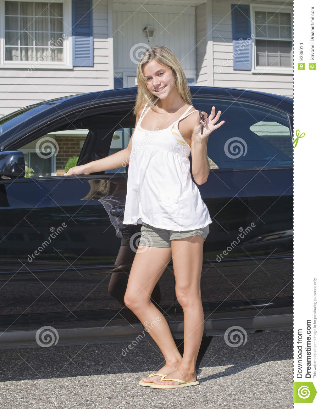 First Time Driver >> First Time Driver Stock Photo Image Of Smile Learn Inside