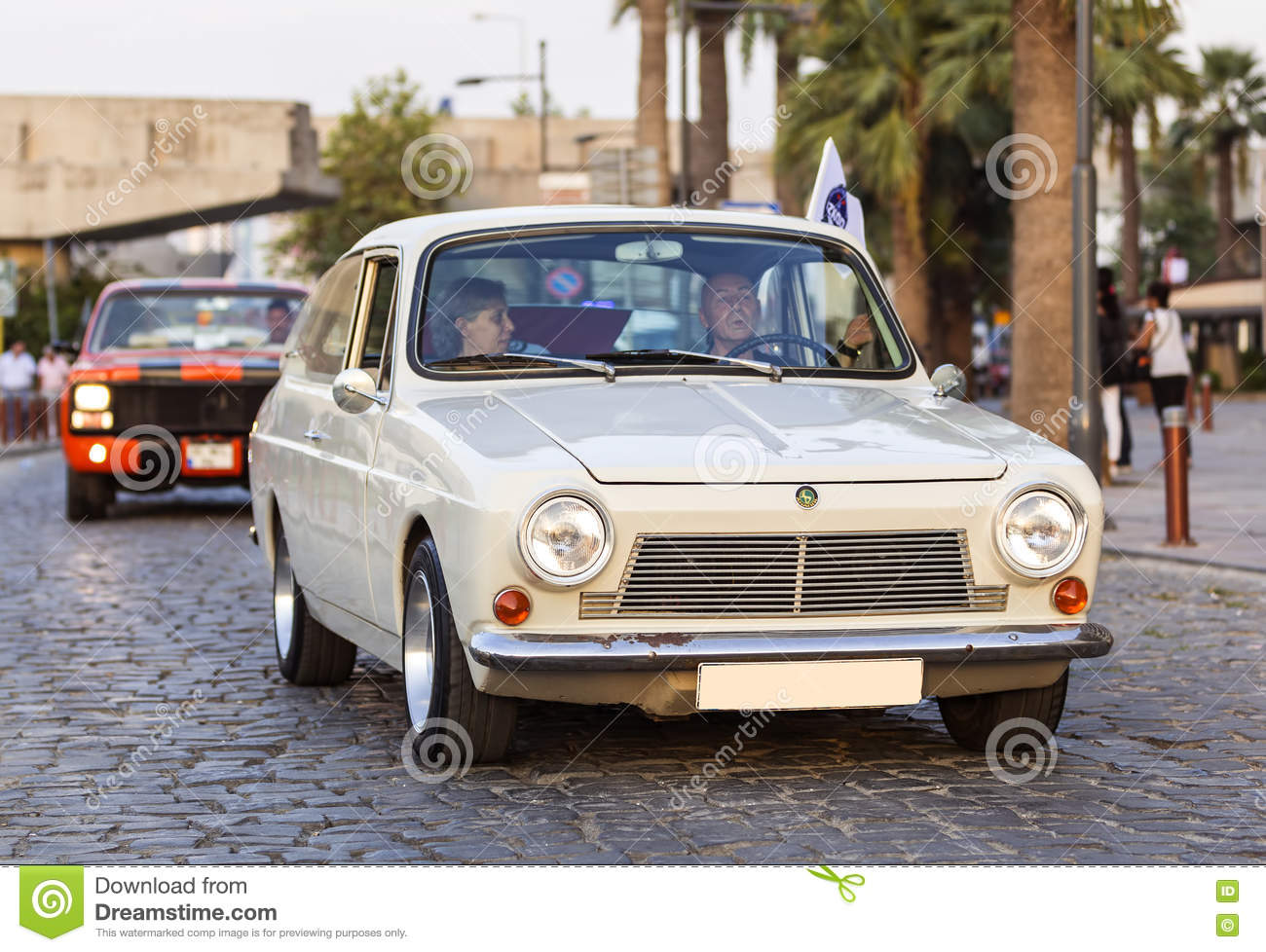 First Turkish Car Anadol editorial stock photo. Image of accessory ...