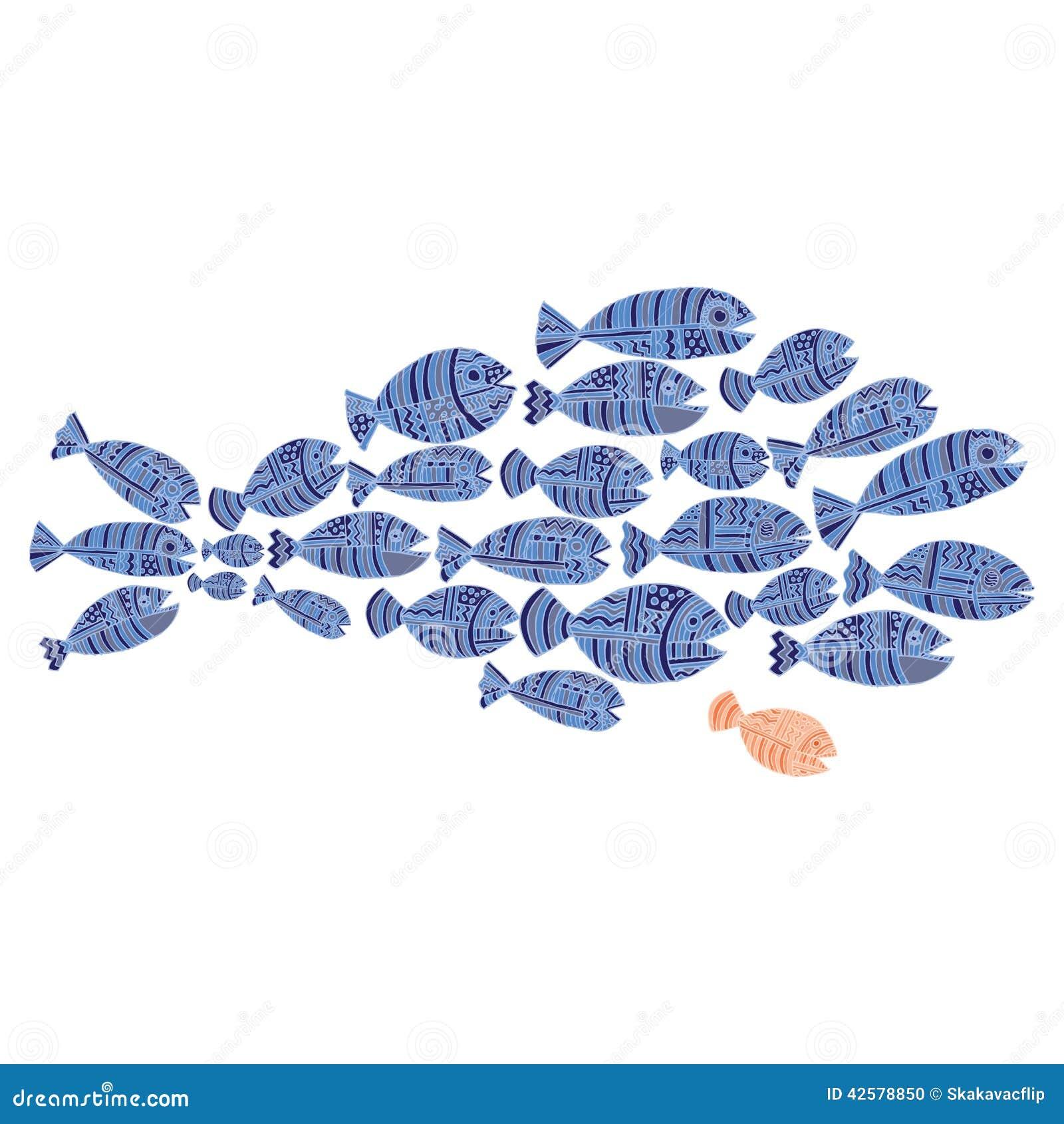 wasser fish