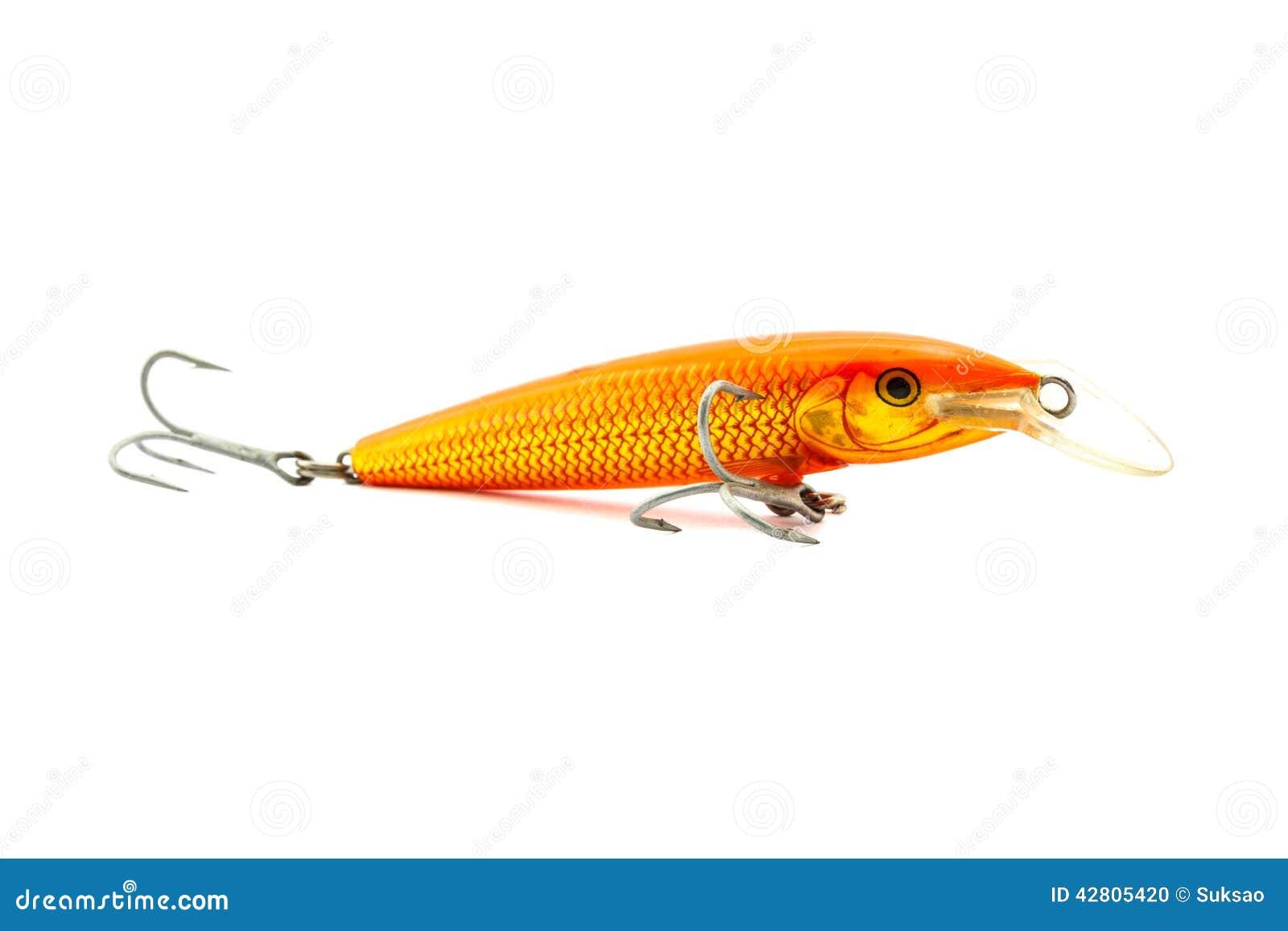 Fish Bait Stock Photo Image 42805420
