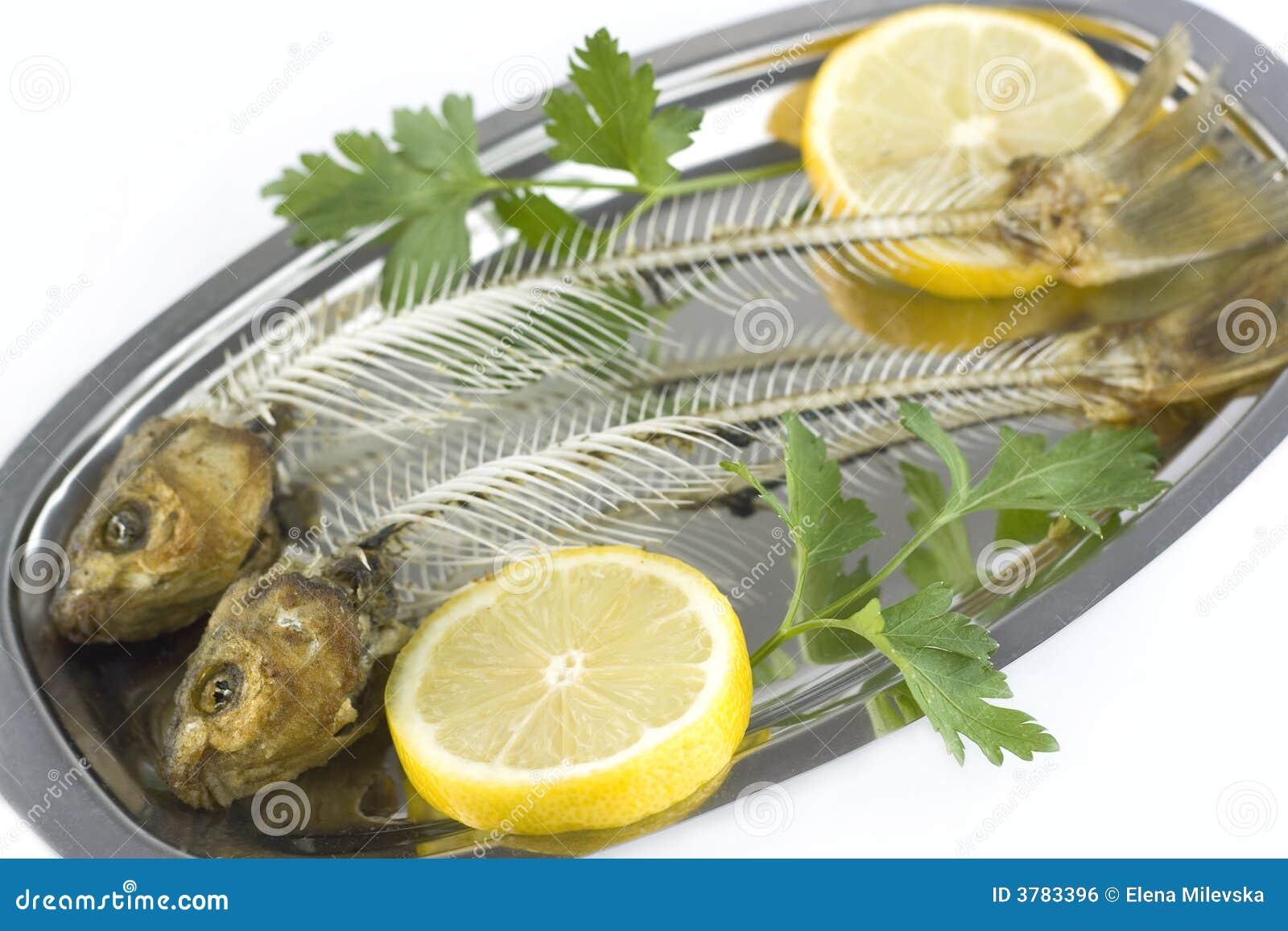 Fish bones royalty free stock image image 3783396 for Fish bone meal