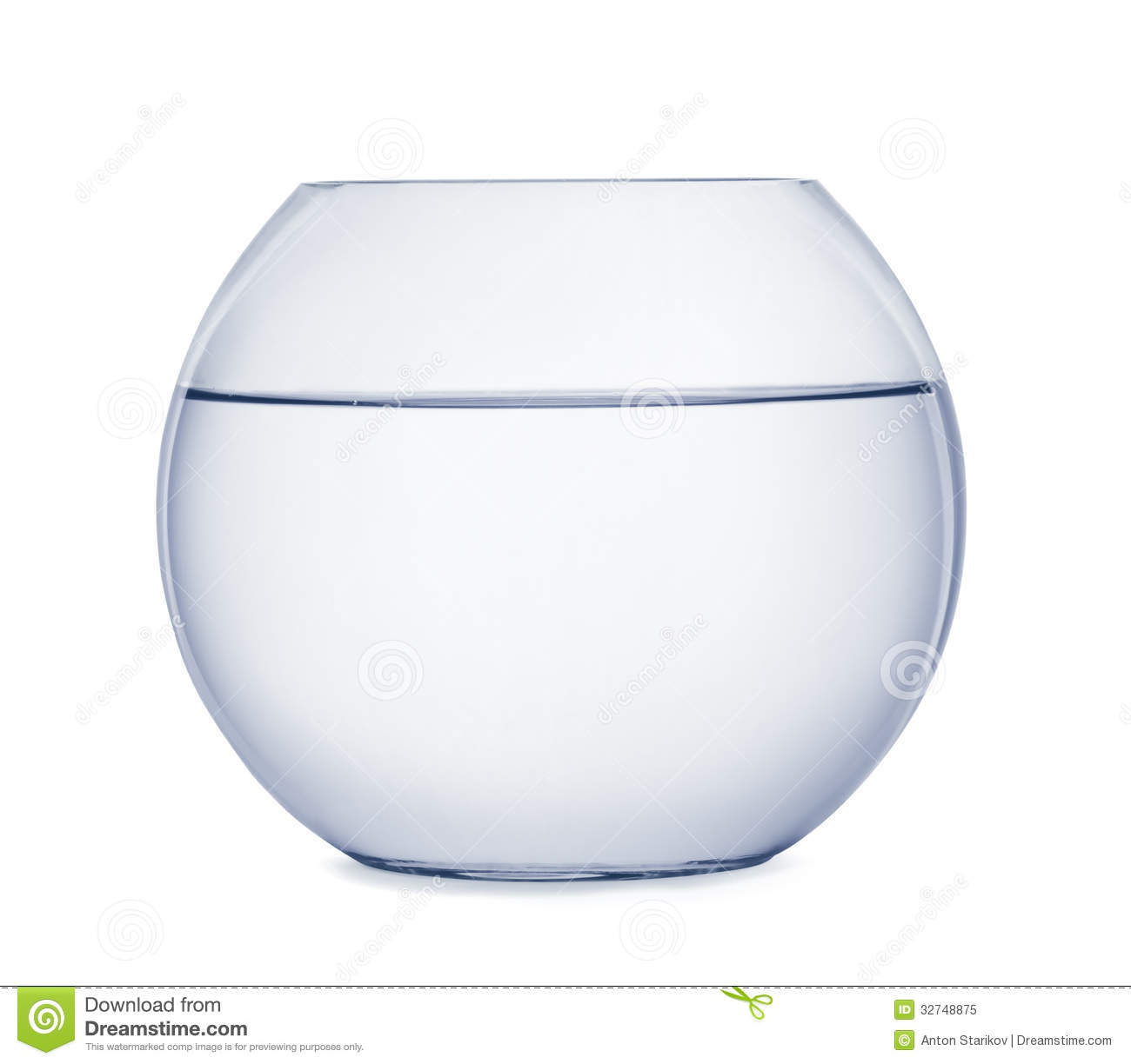 Fish bowl royalty free stock photo image 32748875 for Fish bowl pictures