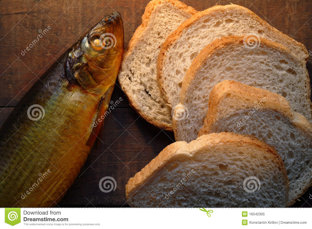 Fish and bread royalty free stock photo image 16542305 for Fishing with bread