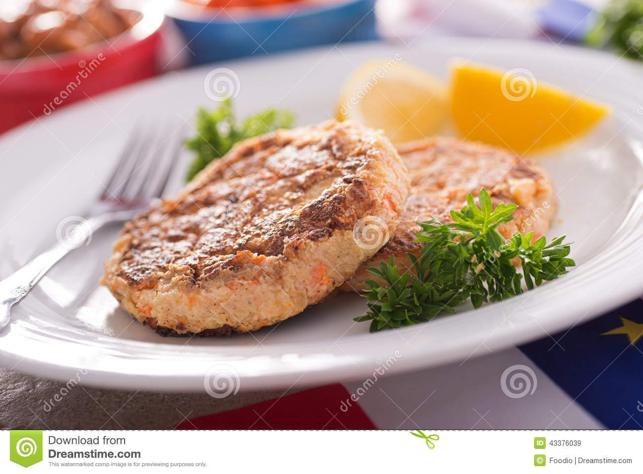 Acadian Fish Cakes