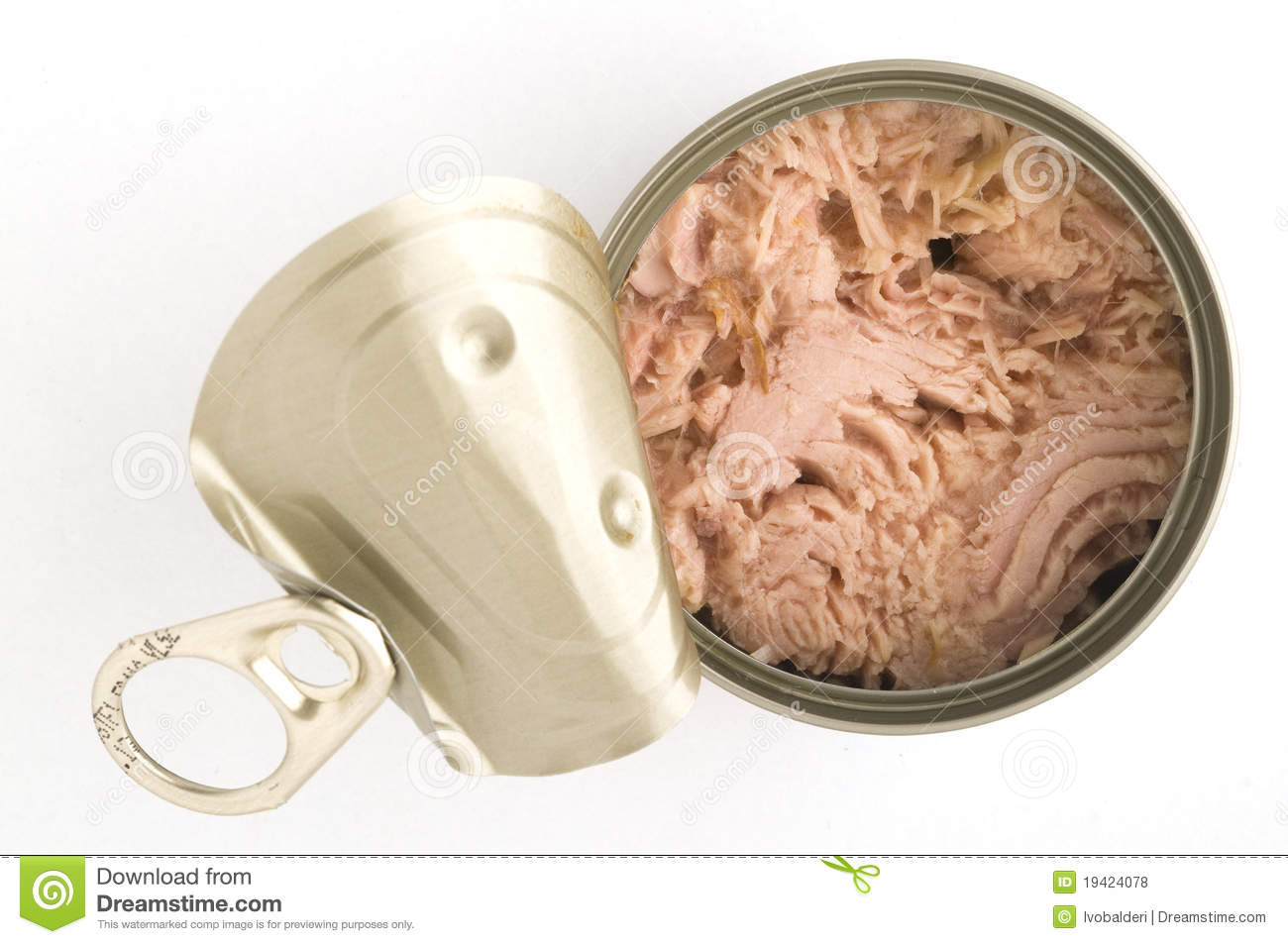 Fish in a can royalty free stock photos image 19424078 for Tuna fish can