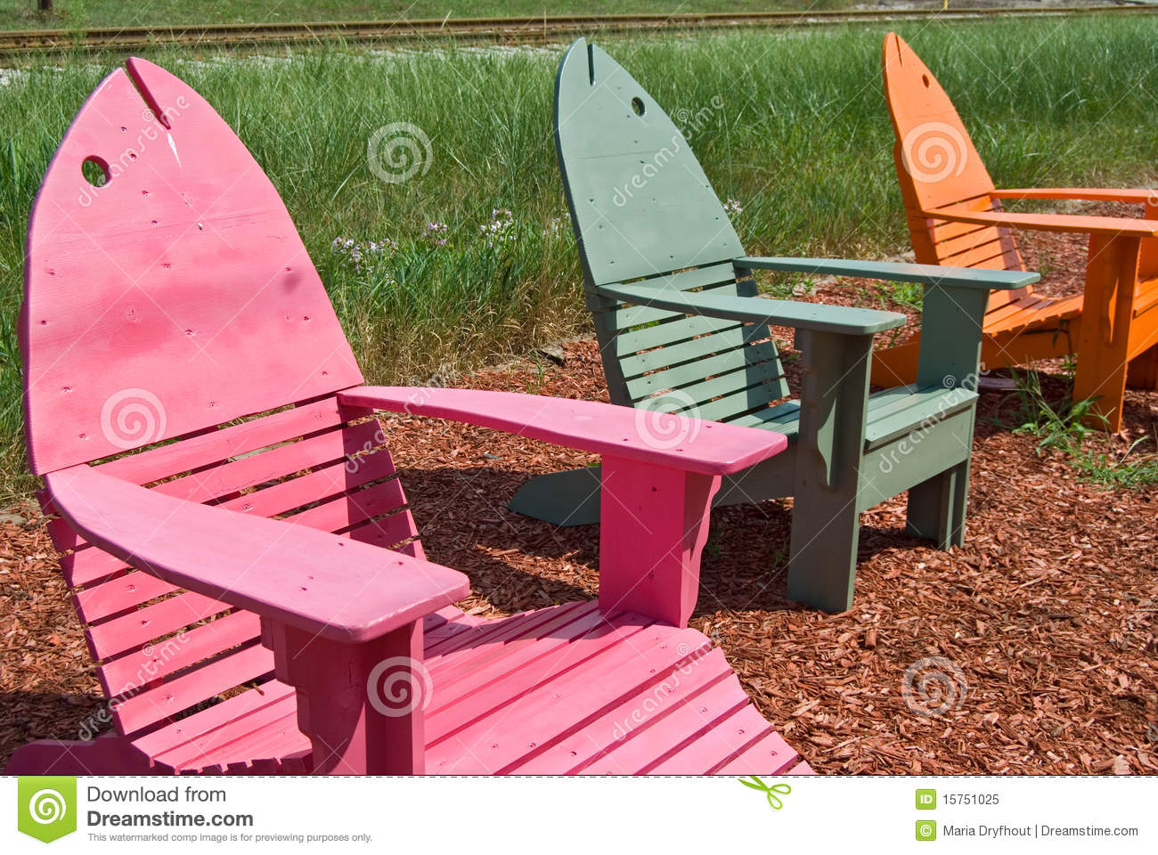 Fish Chairs Royalty Free Stock Photo Image 15751025