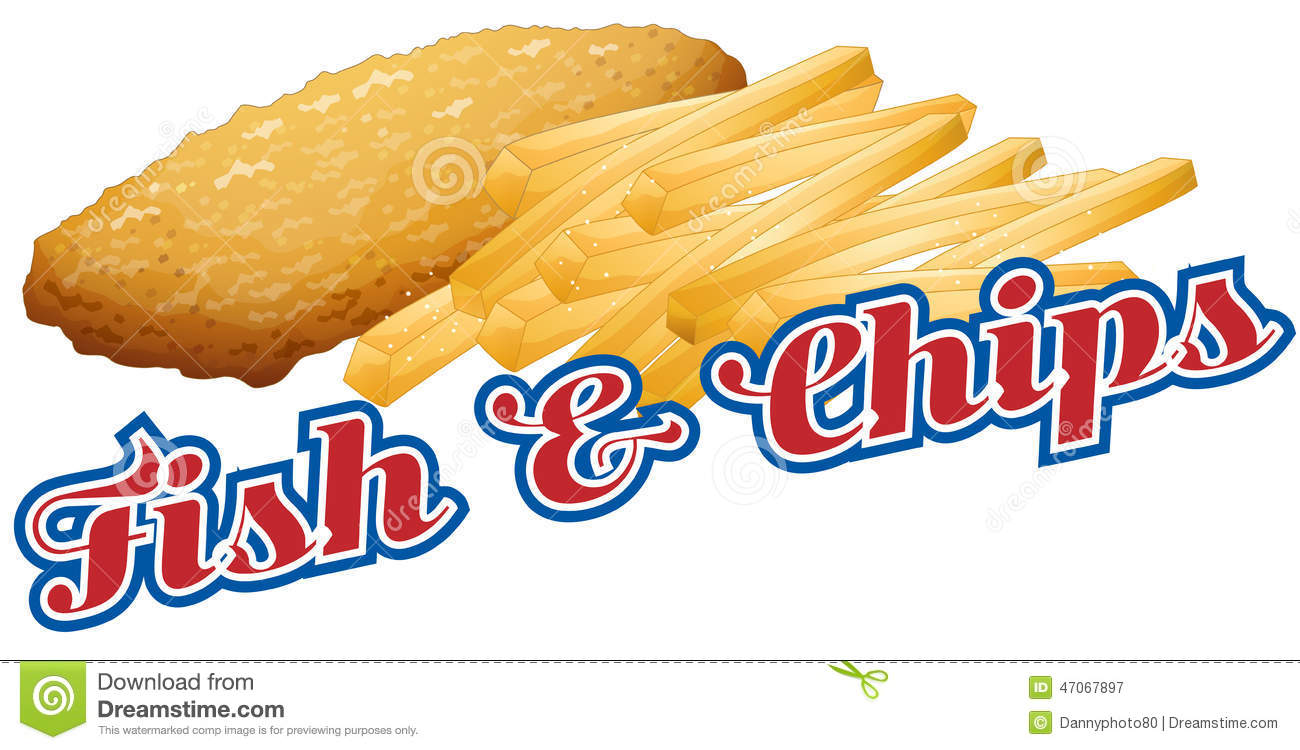 fish and chips clipart - photo #21