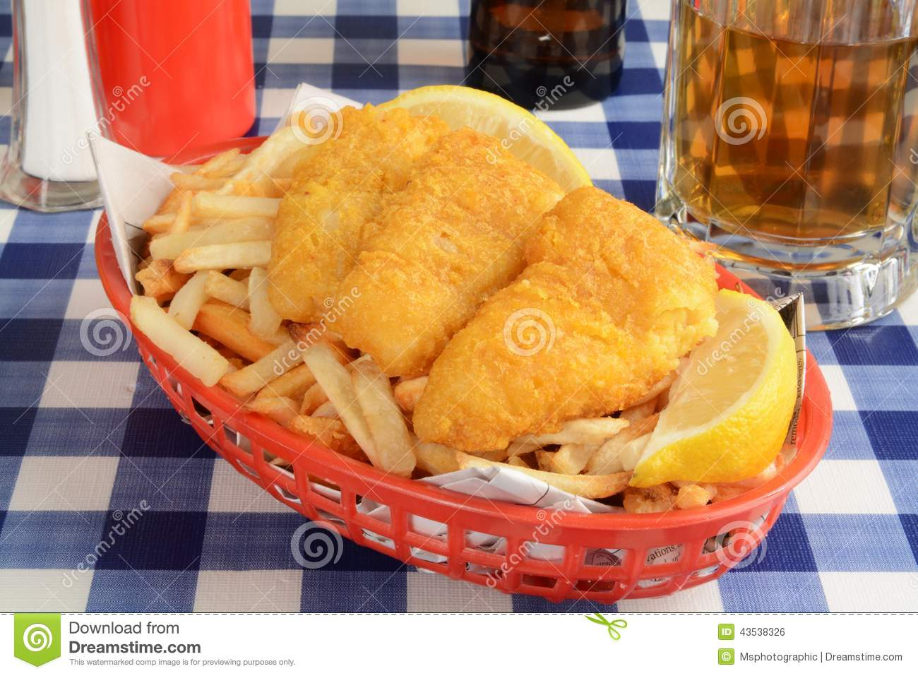 Fish and chips wrapped in newspaper stock photo image for Fish and chips newspaper