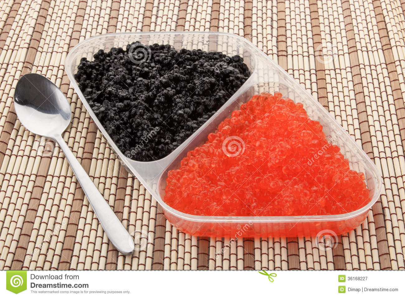 Fish eggs royalty free stock photography image 36168227 for Black fish eggs