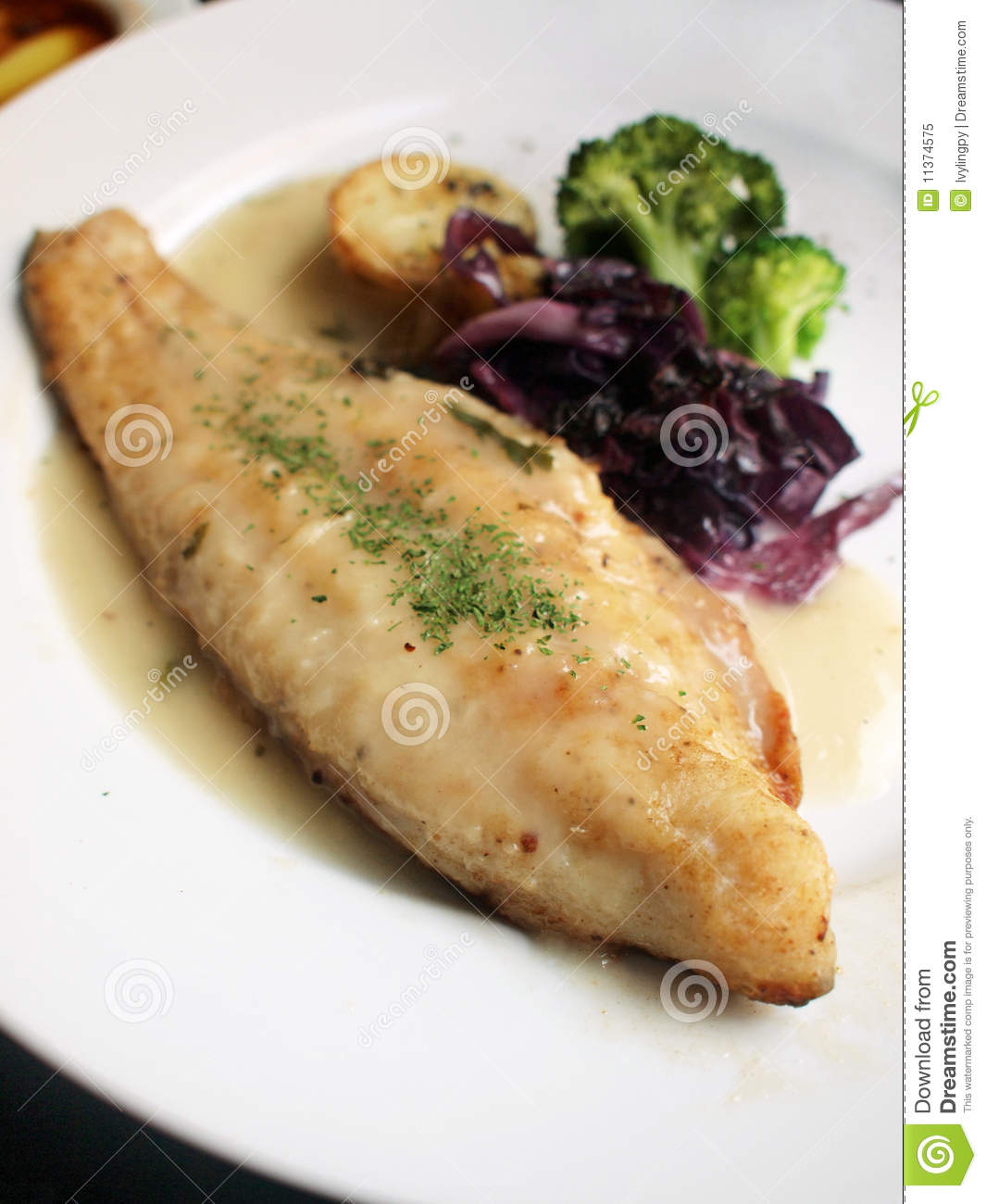 Fish fillet royalty free stock photo image 11374575 for Cuisine western