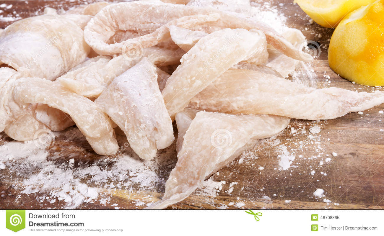 Fish Fillets Stock Photo Image 46708865