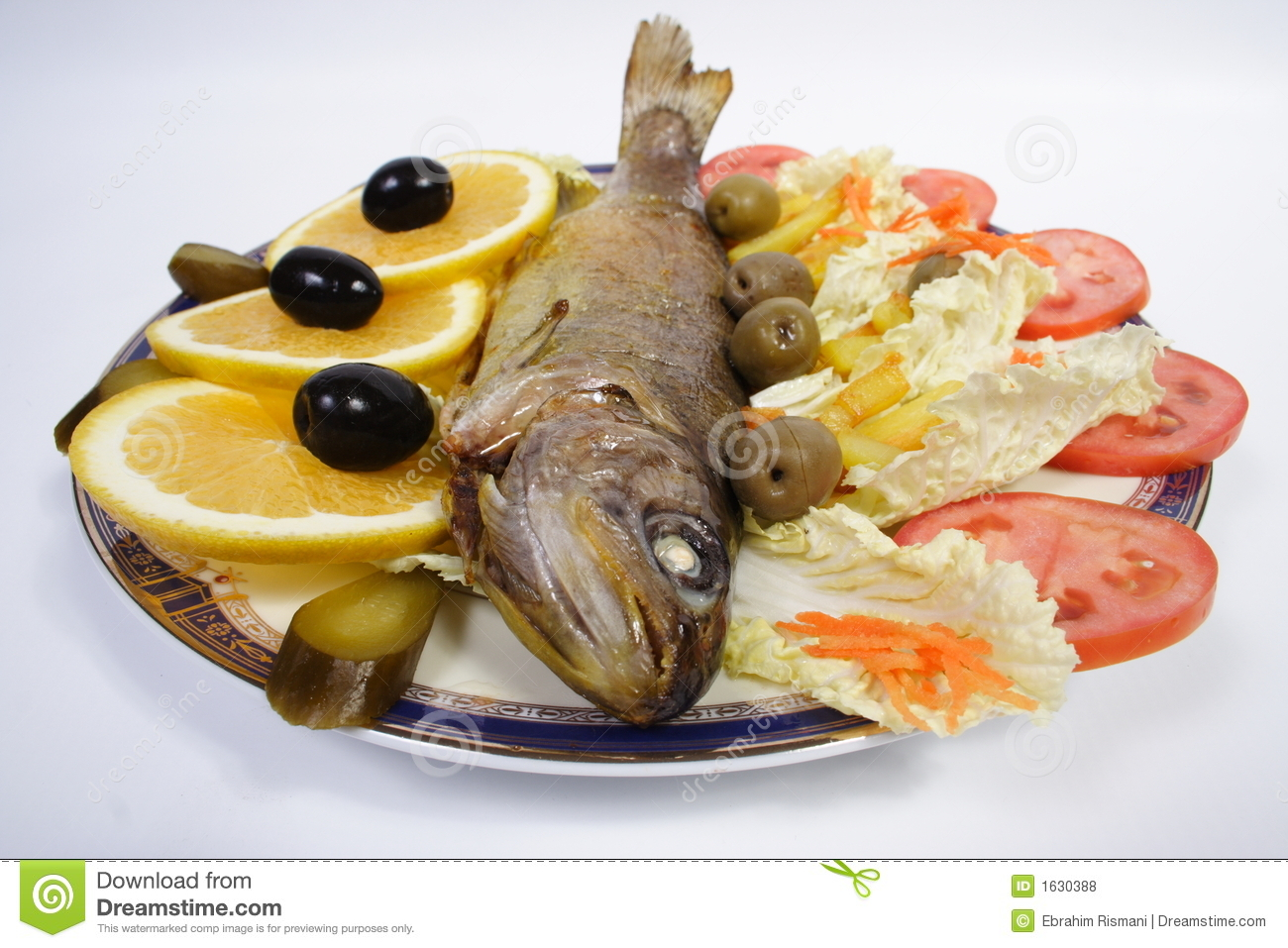 Fish food royalty free stock photos image 1630388 for Is fish meat