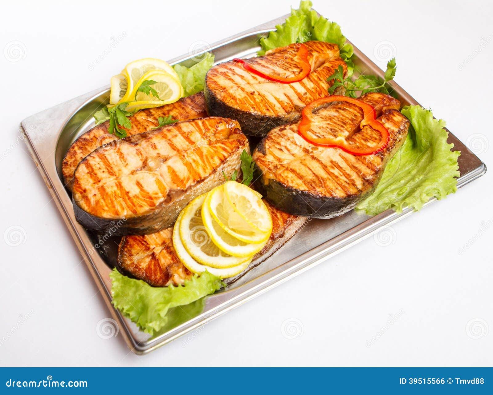 Fish fried fish