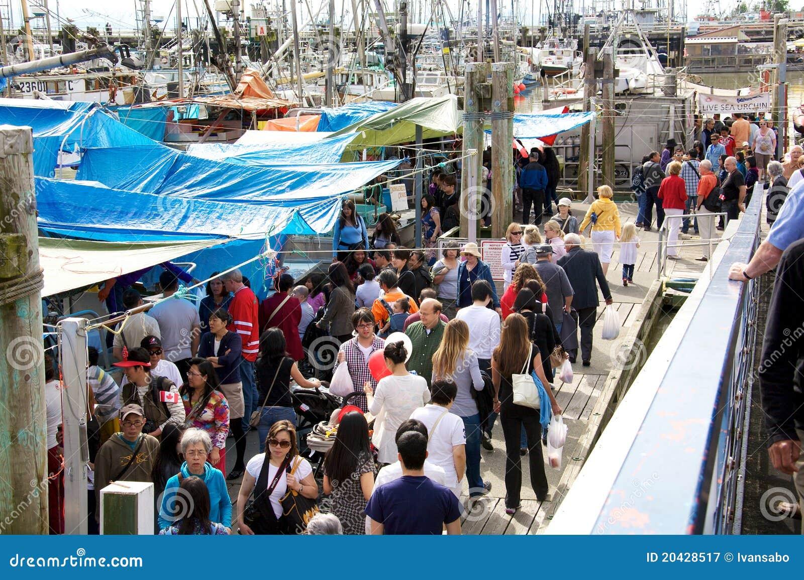 Fish market editorial photography image 20428517 for Fish market richmond va