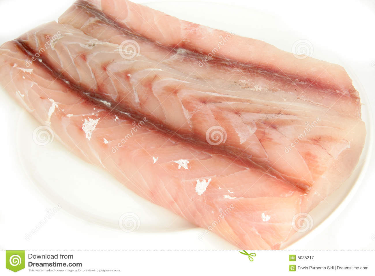 Fish Meat Royalty Free Stock Photography - Image: 5035217
