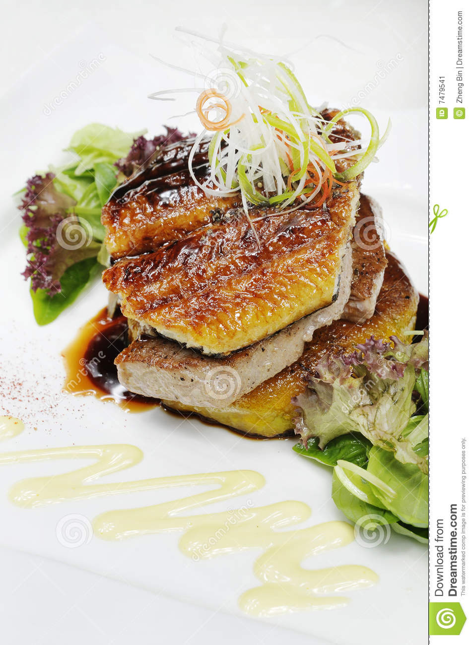 Fish meat stock image image 7479541 for Is fish considered meat