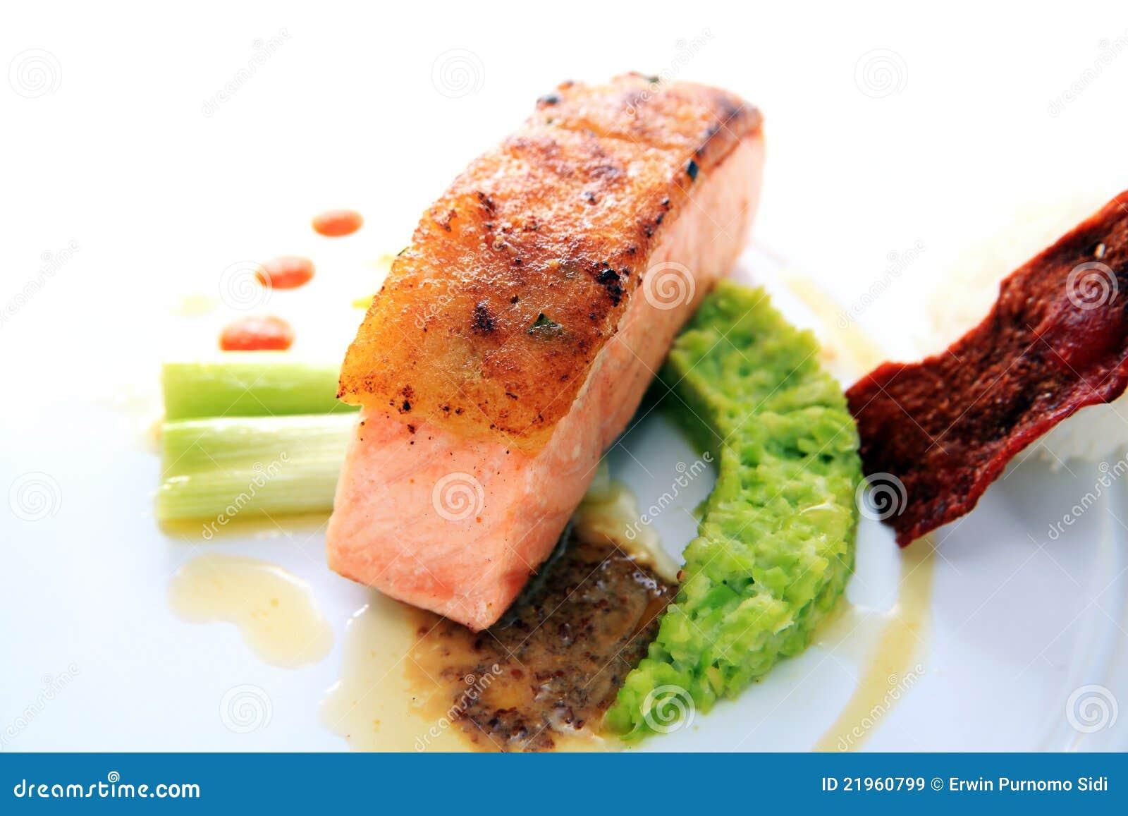 meat smoked fish