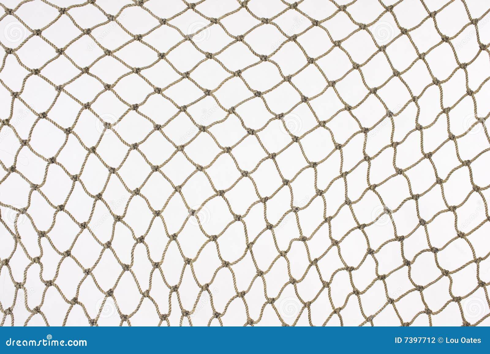 Fish Net Stock Photography - Image: 7397712