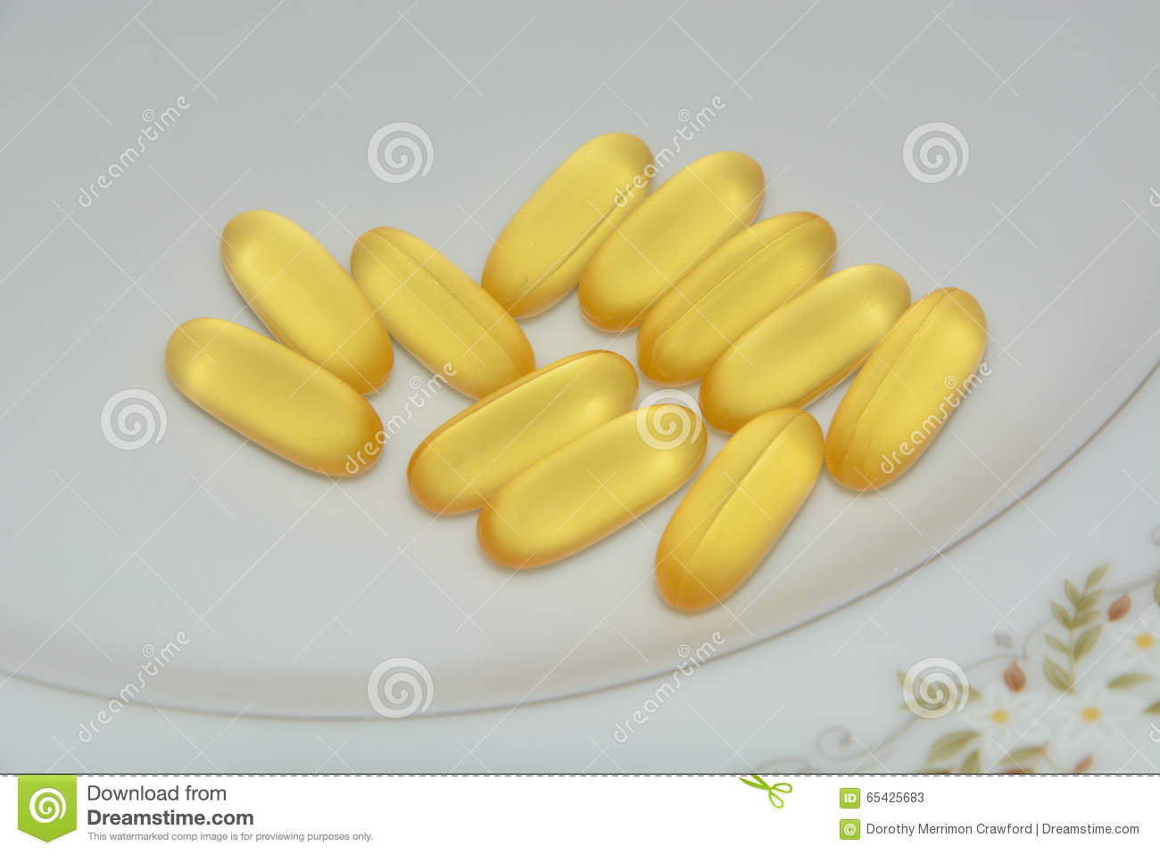 Fish oil health supplements stock photography for Best time to take fish oil