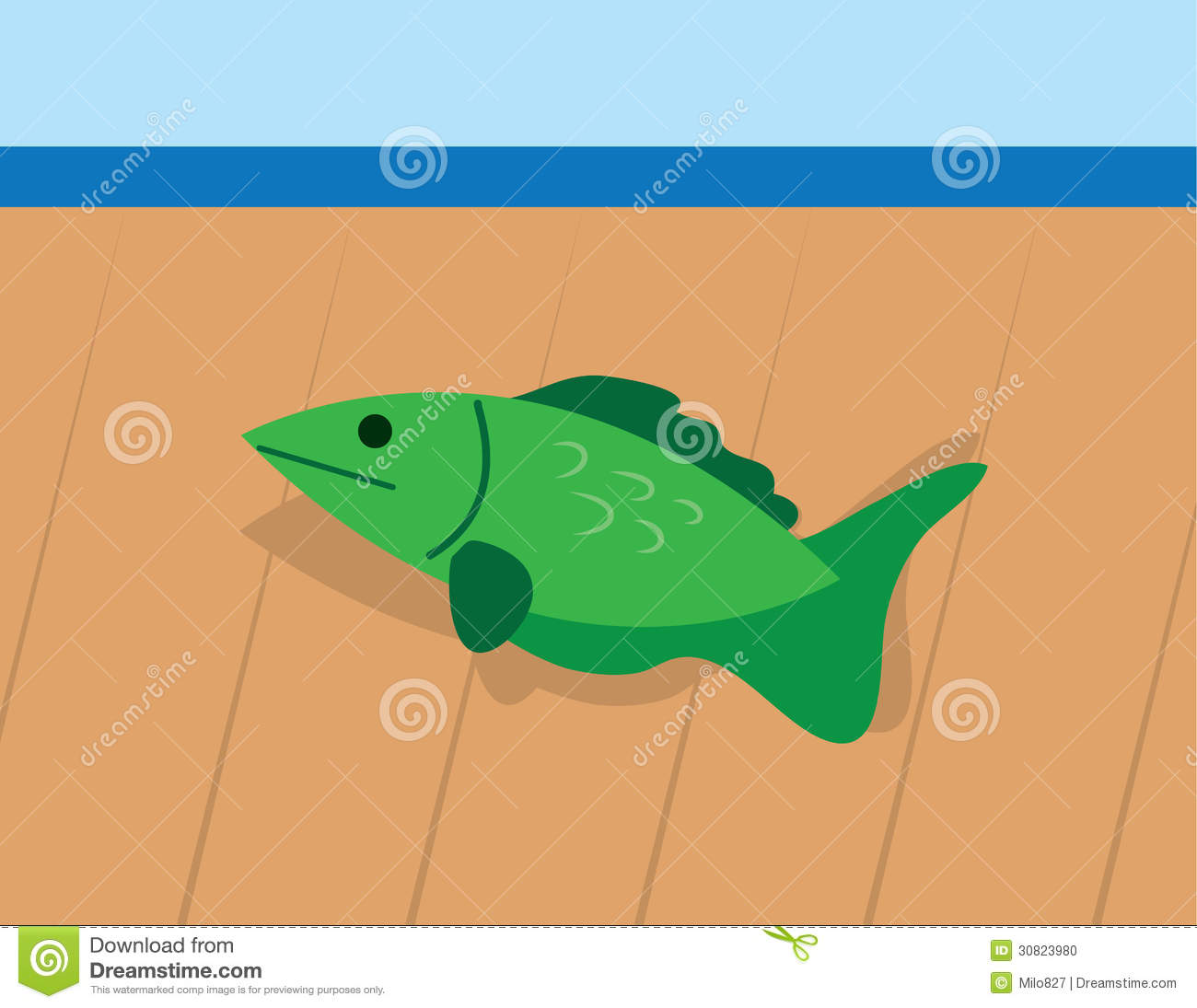 Fish out of water stock photo image 30823980 for Dream about fish out of water