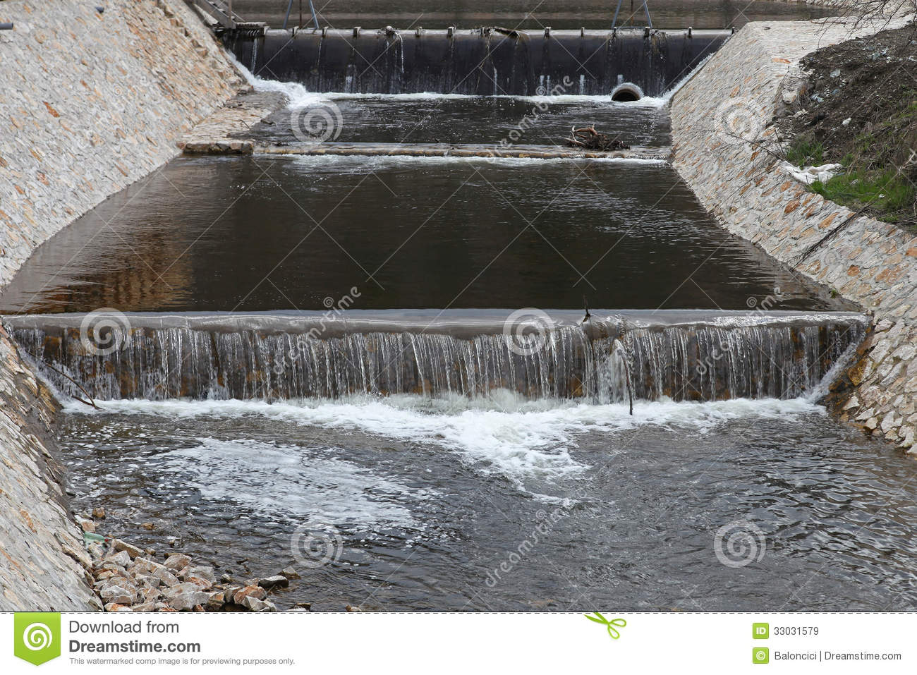 Fish pond farm stock image image of industry water for Fish farming ponds