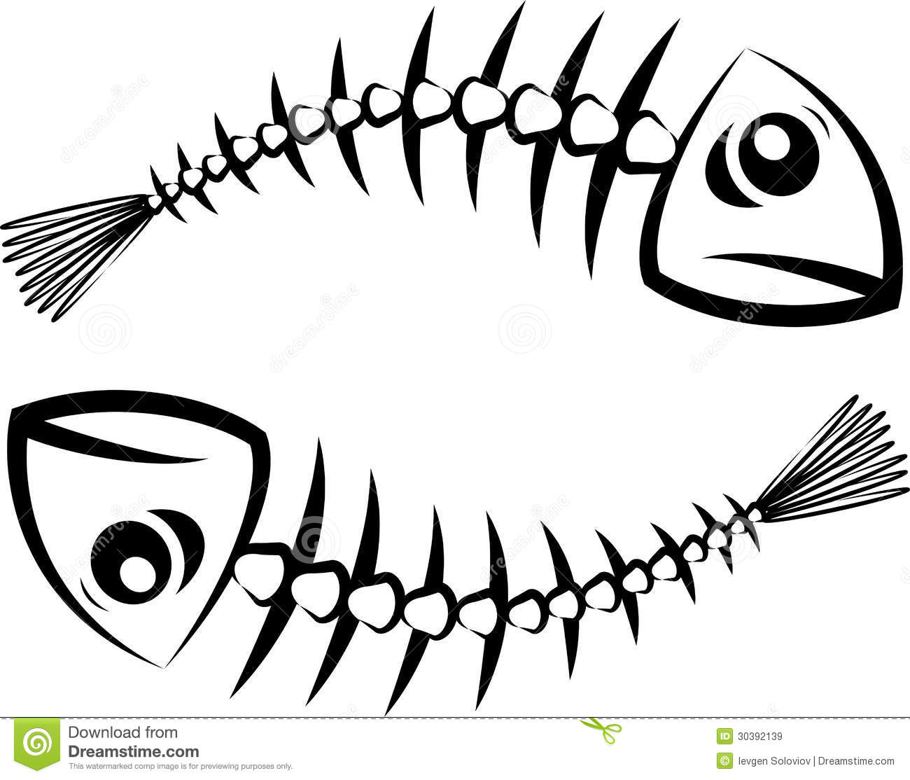 fish silhouette royalty free stock images image 30392139