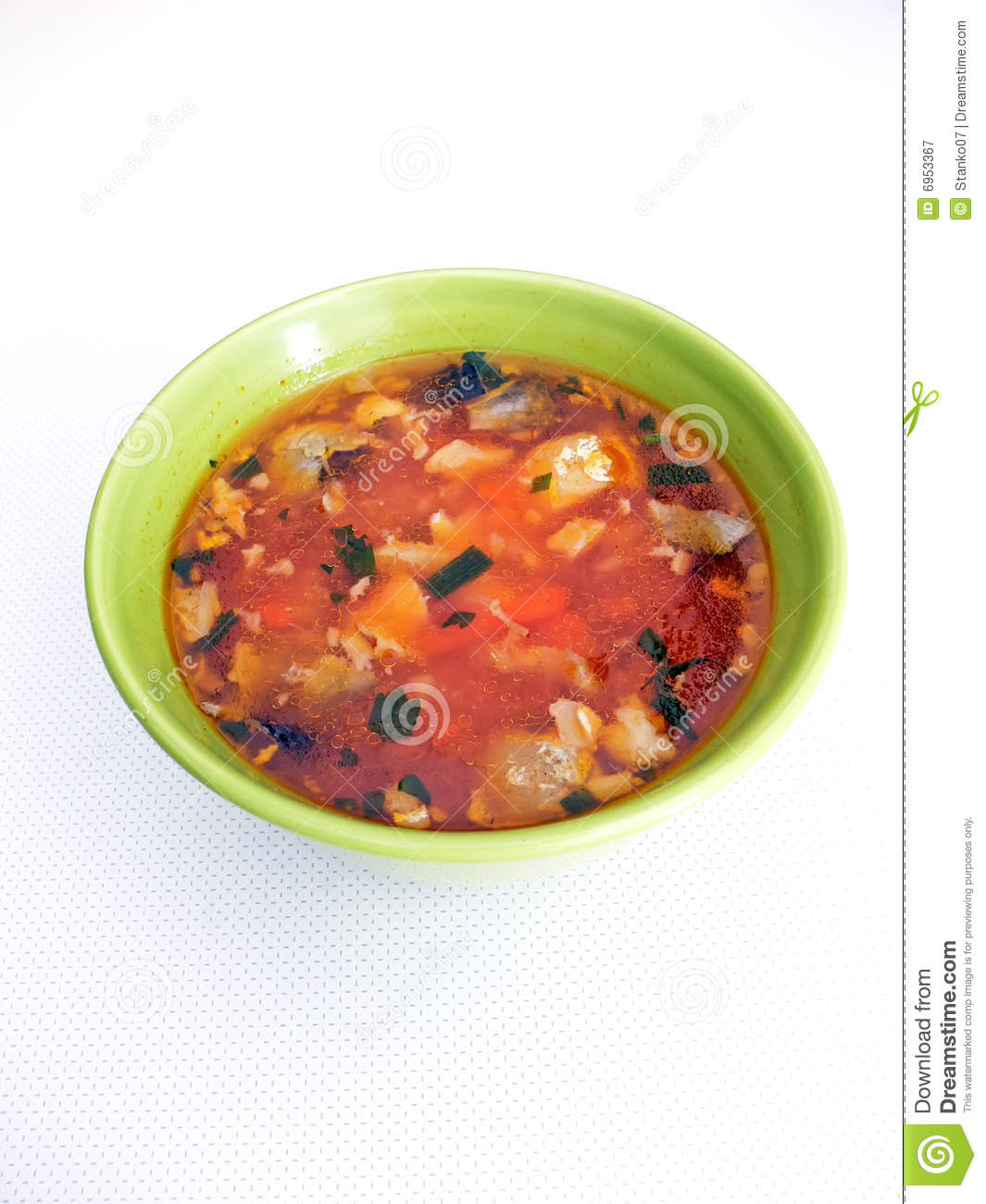 Fish soup royalty free stock photography image 6953367 for Fish soup near me
