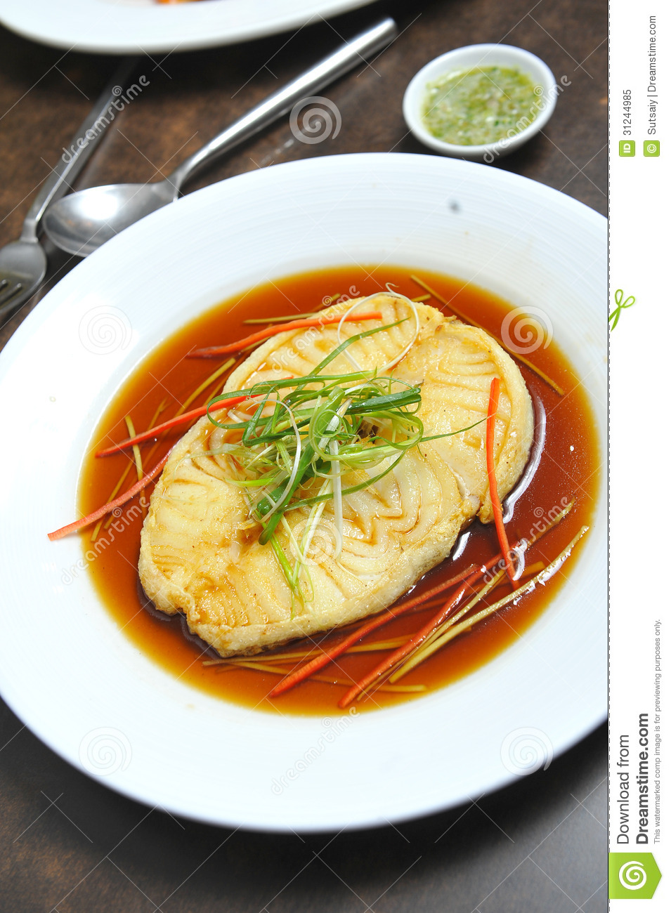 Fish in soy sauce royalty free stock photo image 31244985 for Soy sauce fish