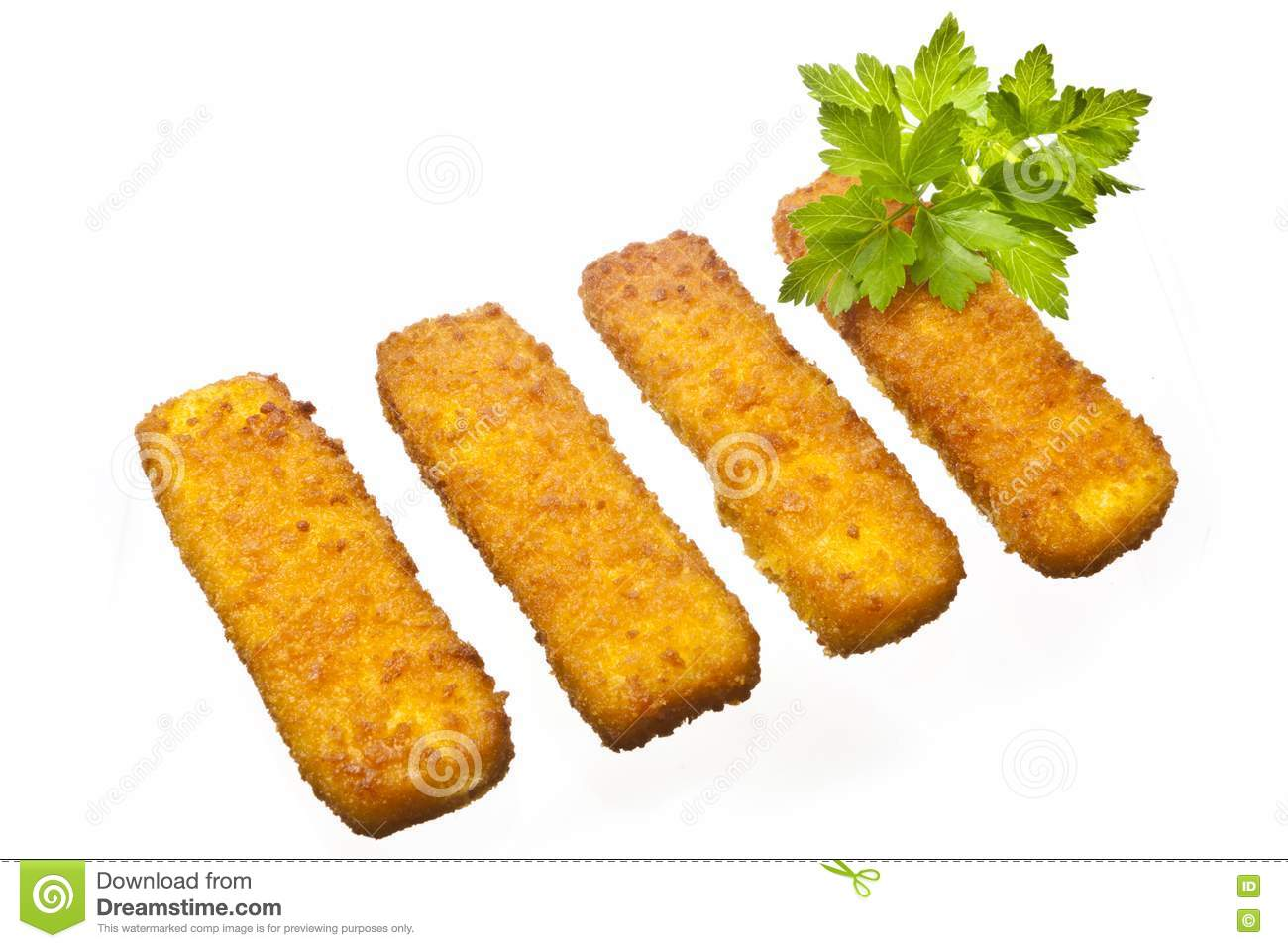 Fish Sticks Royalty Free Stock Photo - Image: 17319235