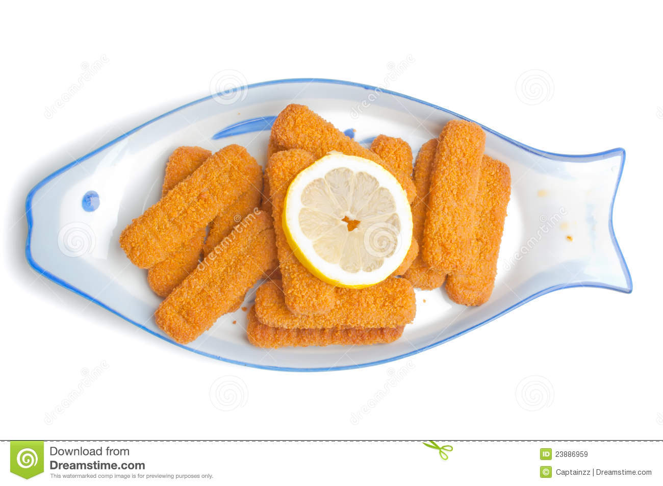 how to cook fish sticks