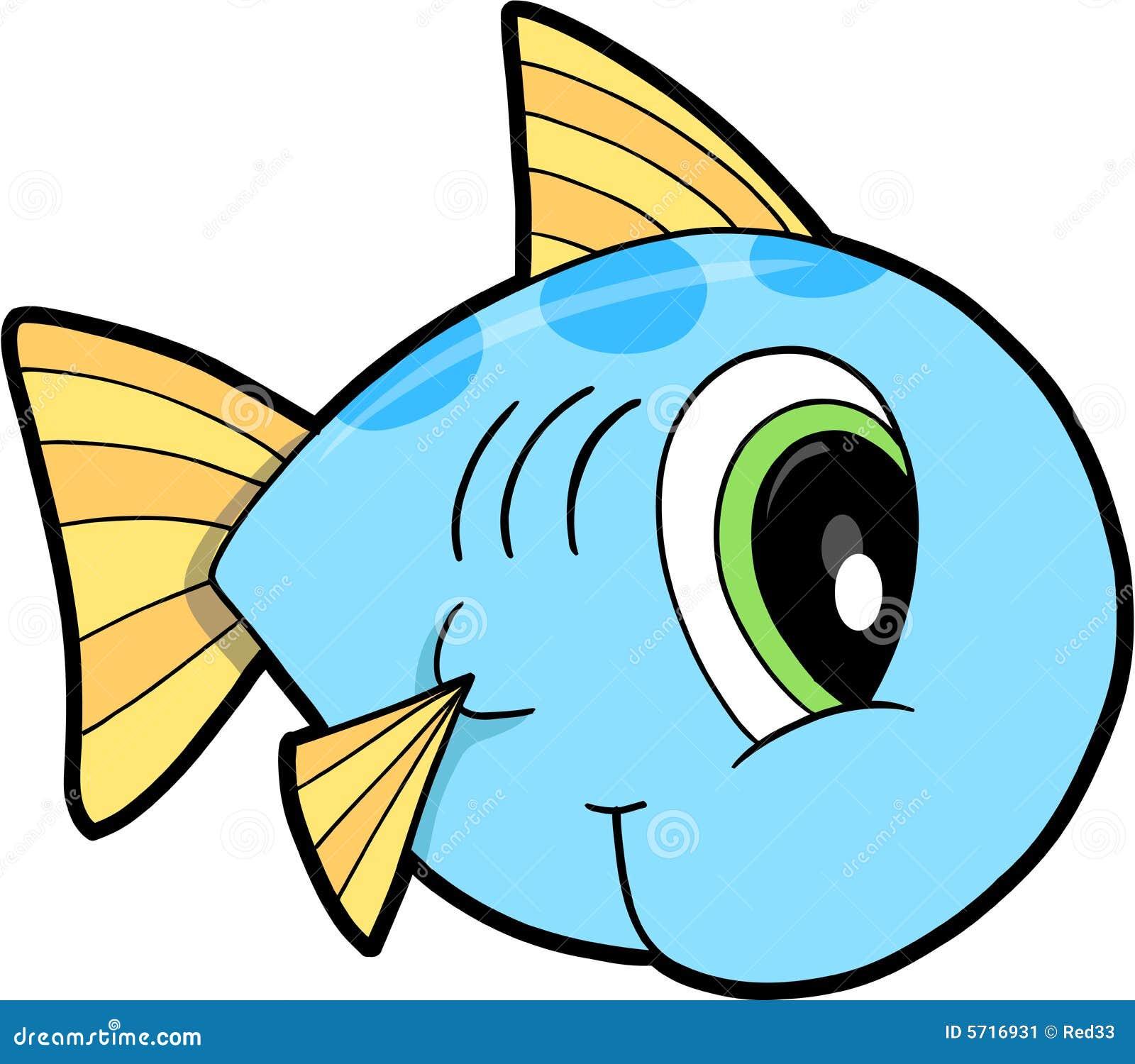 Fish Vector Illustration stock vector. Illustration of ...