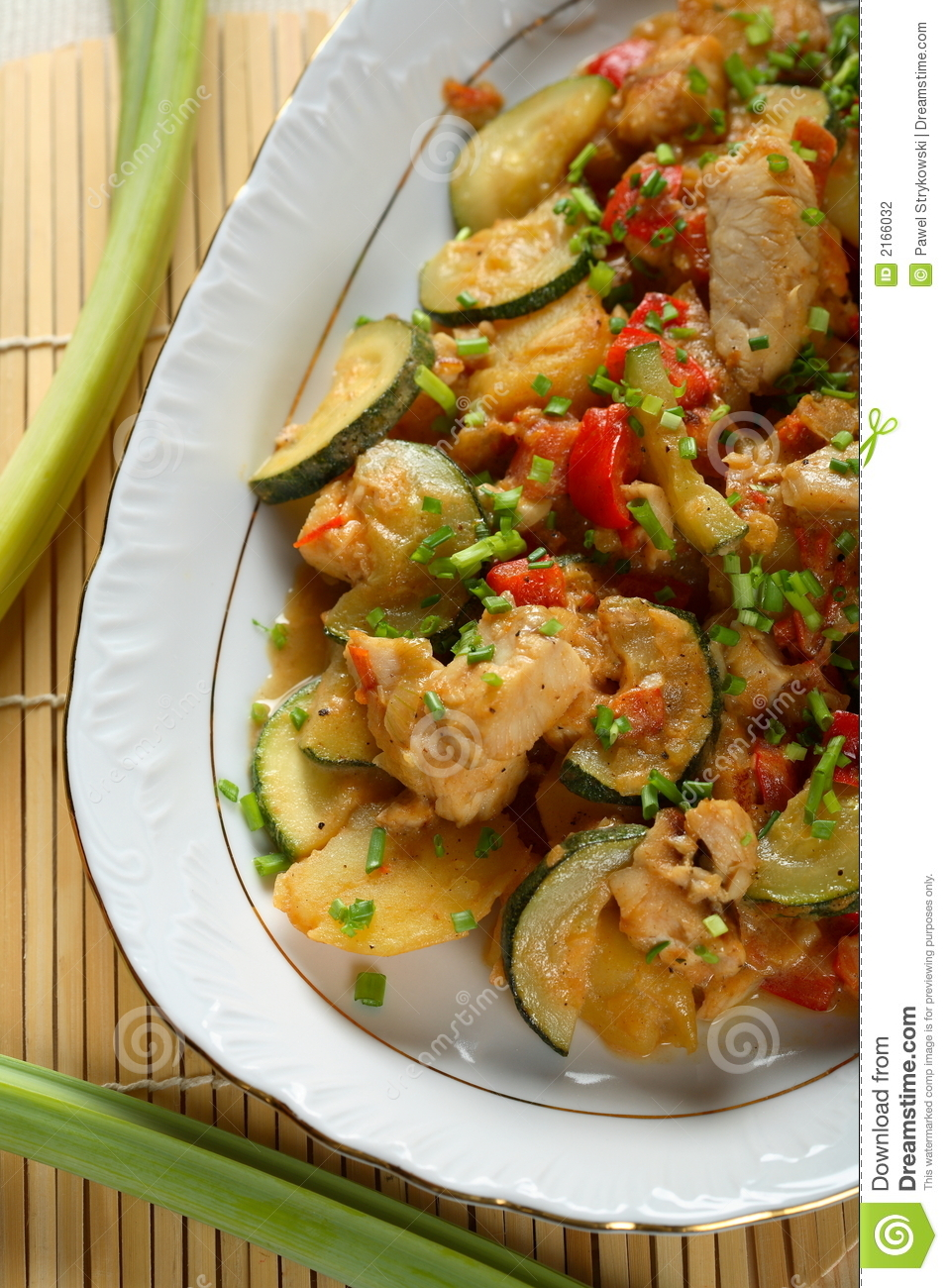 Fish with vegetables stock photography image 2166032 for What vegetables go with fish