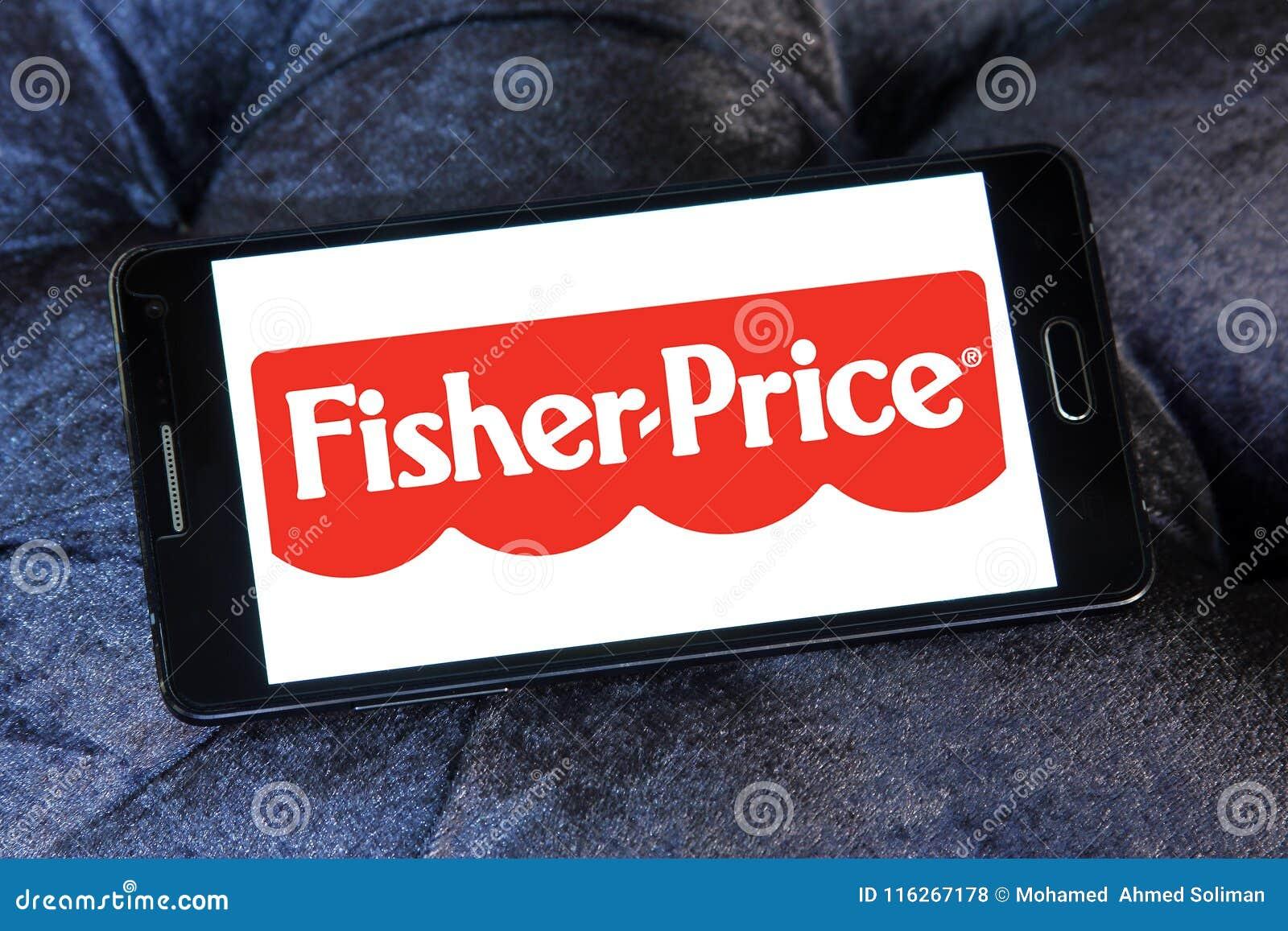 Fisher-цена забавляется логотип изготовителя