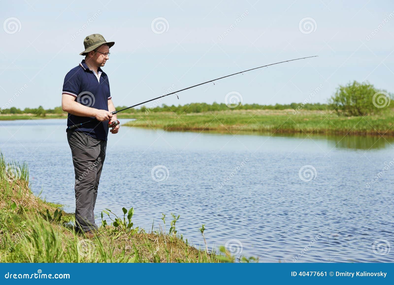 ловить рыбу на удочку спиннинг