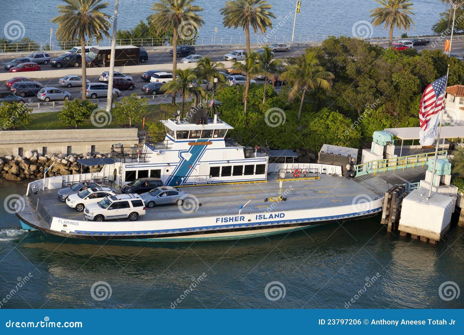 Miami Beach Terminal Fisher Island